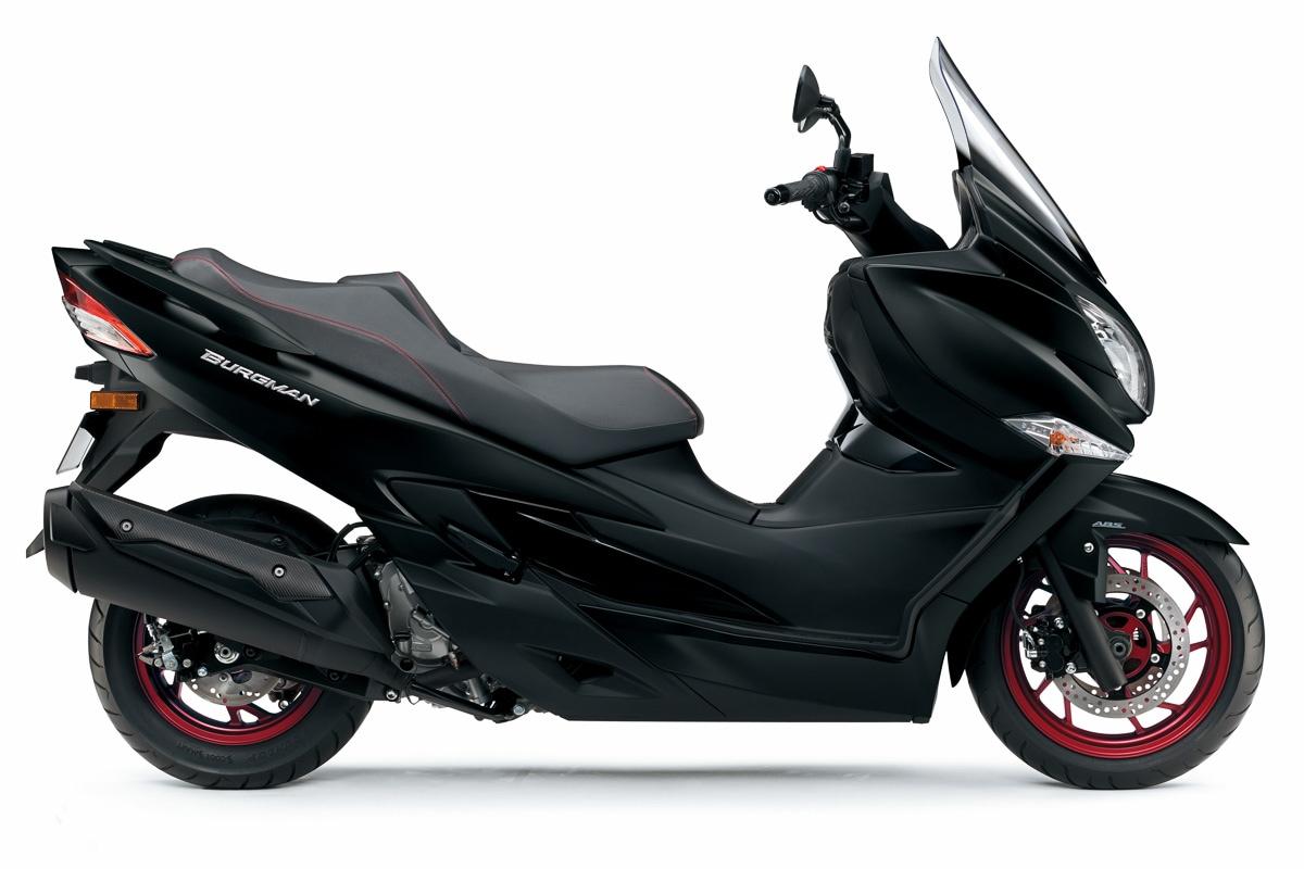 Suzuki Motorcycle Mauritius