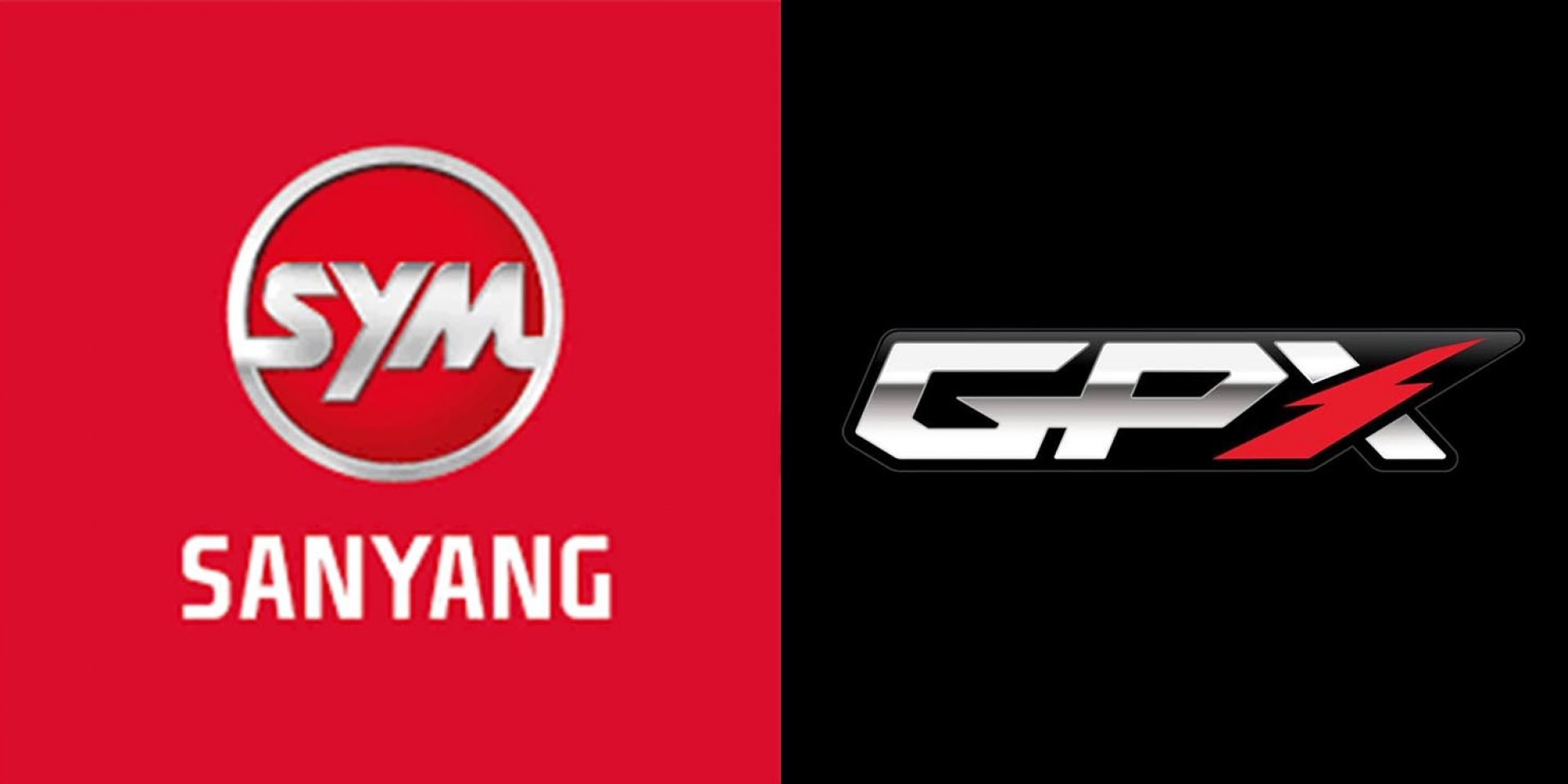 SYM與泰國機車品牌GPX簽約,合作開發速克達車款