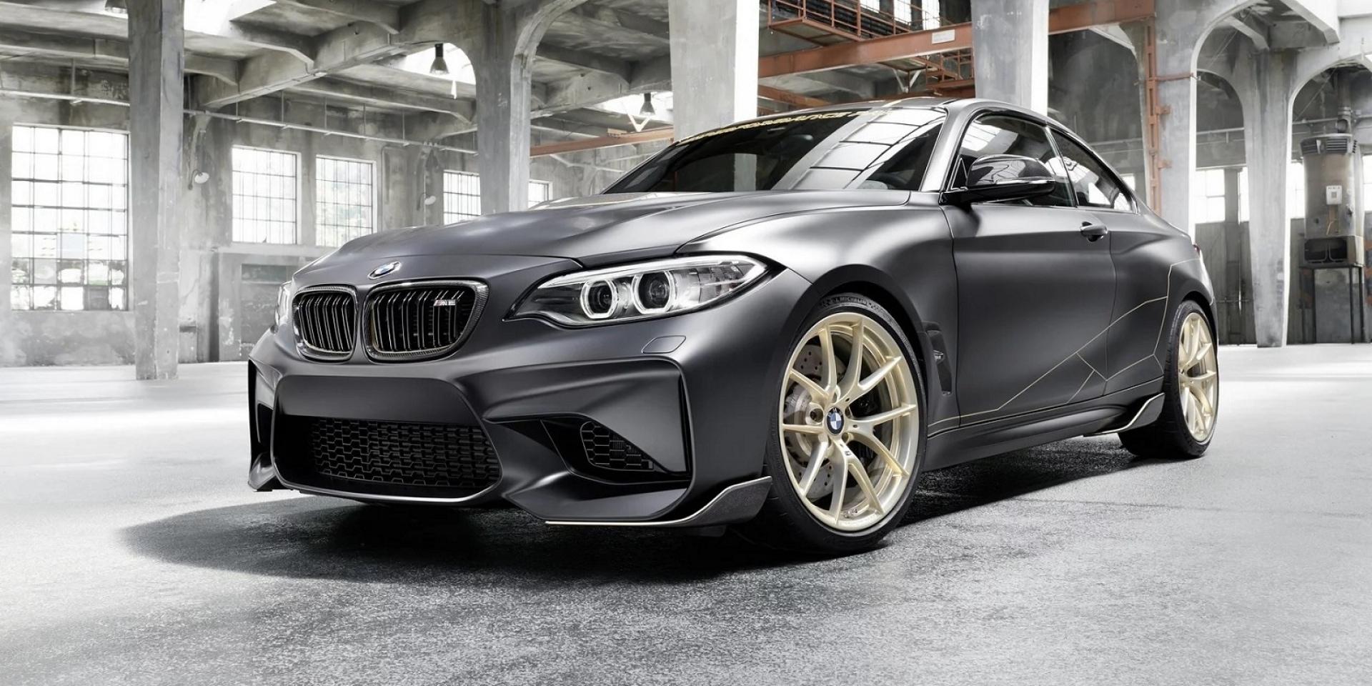 強還要在強,BMW推出性能升級、減輕重量的M Performance Parts