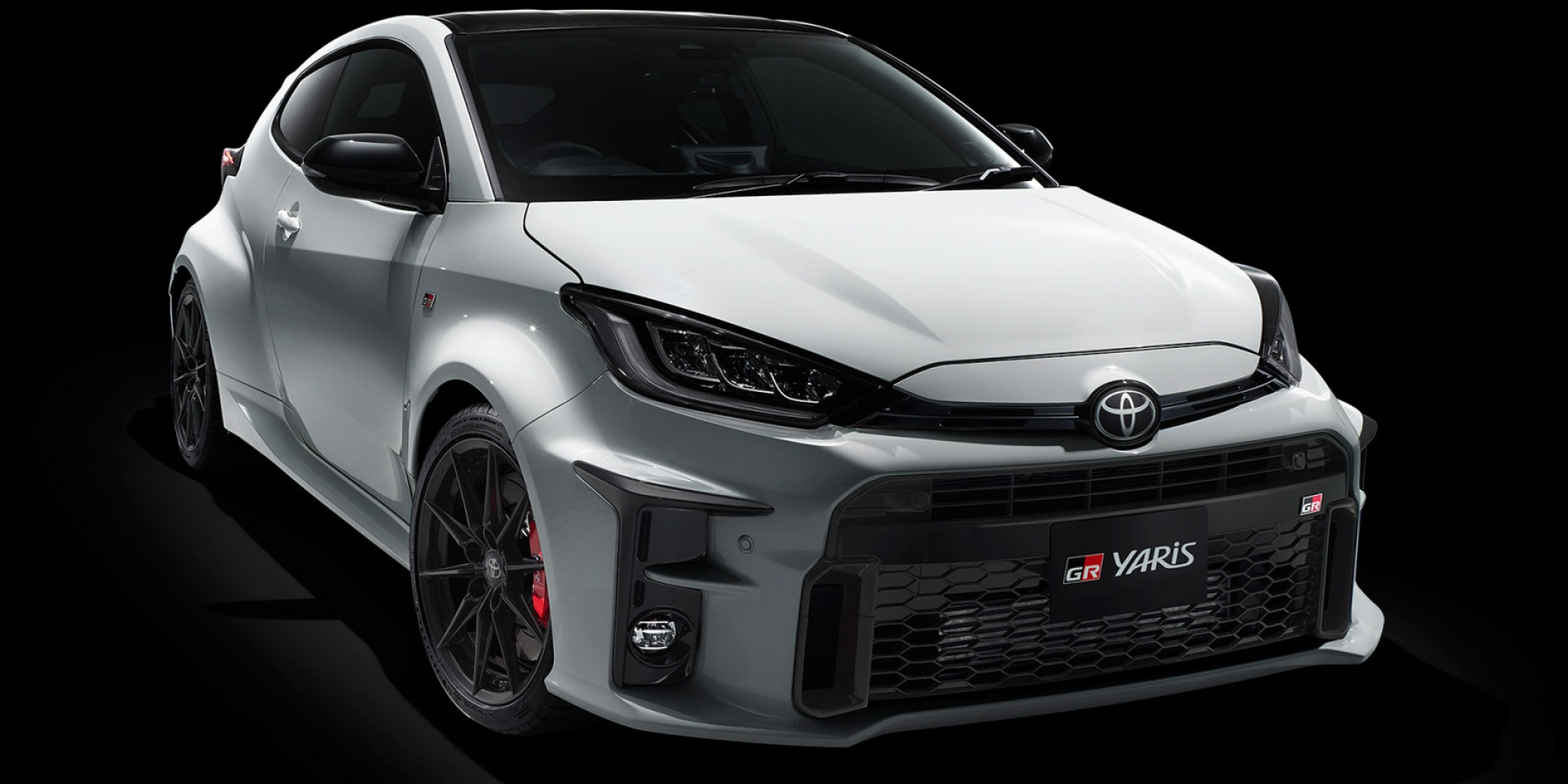 272PS暴力Yaris,Toyota GR Yaris東京改裝車展登場