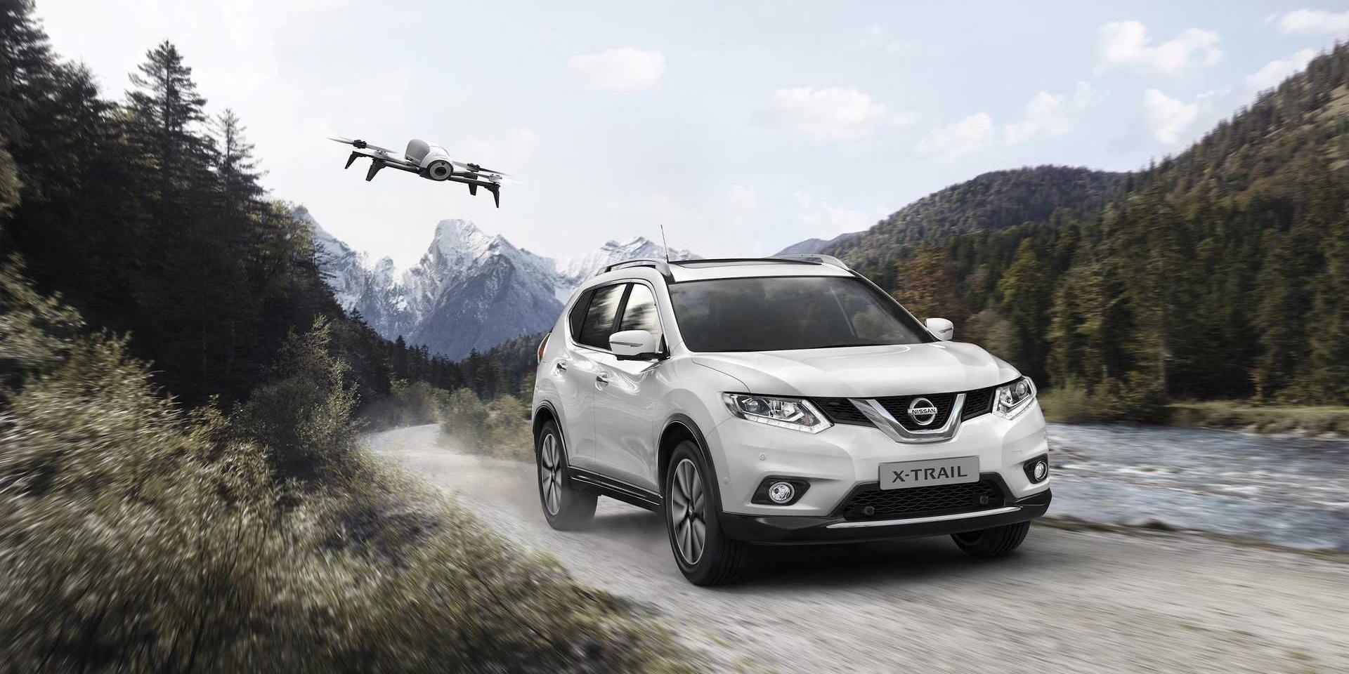 無人機正夯,買Nissan X-Trail就送你無人機!