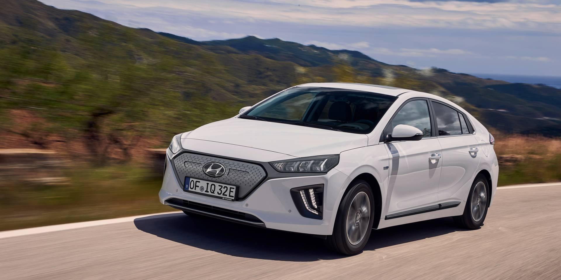 Hyundai Ioniq大升級!科技、續航力大幅提升!