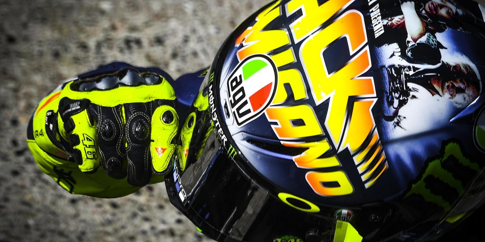 一秒的天長地久,灰色的聖馬力諾-Rossi:HONDA與DUCATI以更好的方式開發賽車!
