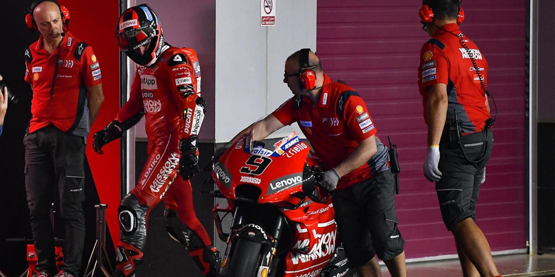 DUCATI車手大風吹再起。謠傳Bautista有望取代PETRUCCI重返MotoGP?