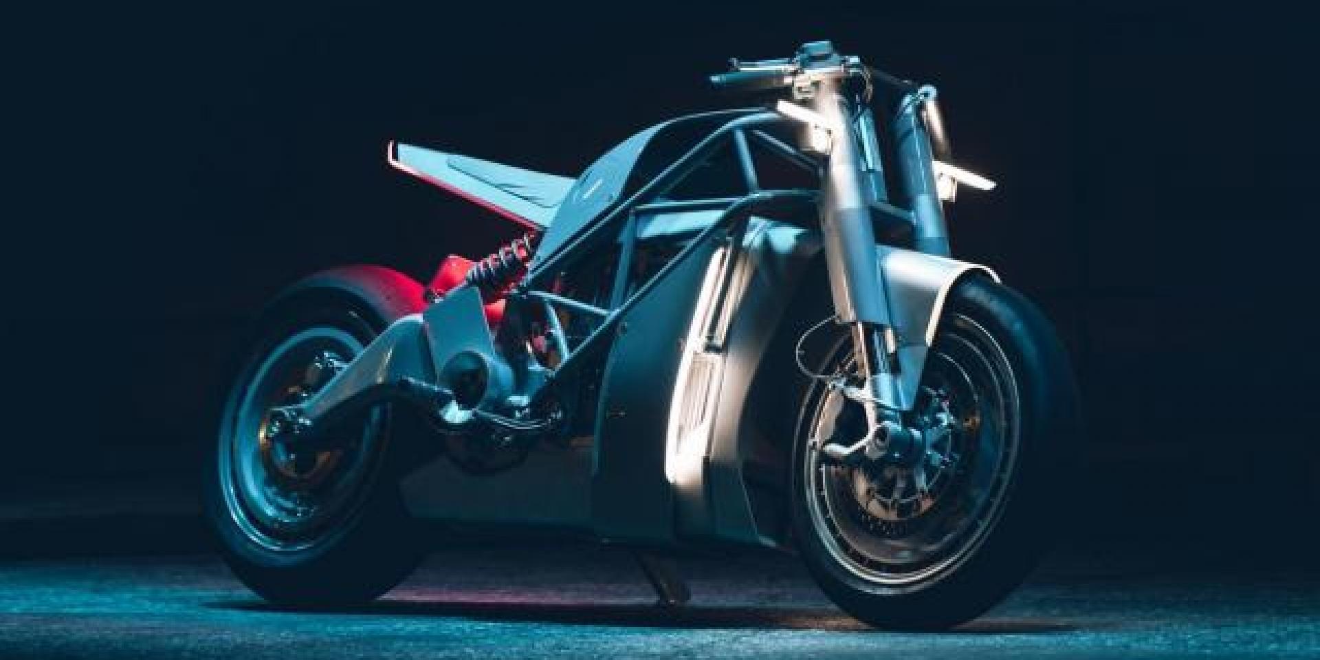 大改Zero電動車!Unlimited Motorcycles Zero XP帥呆了!