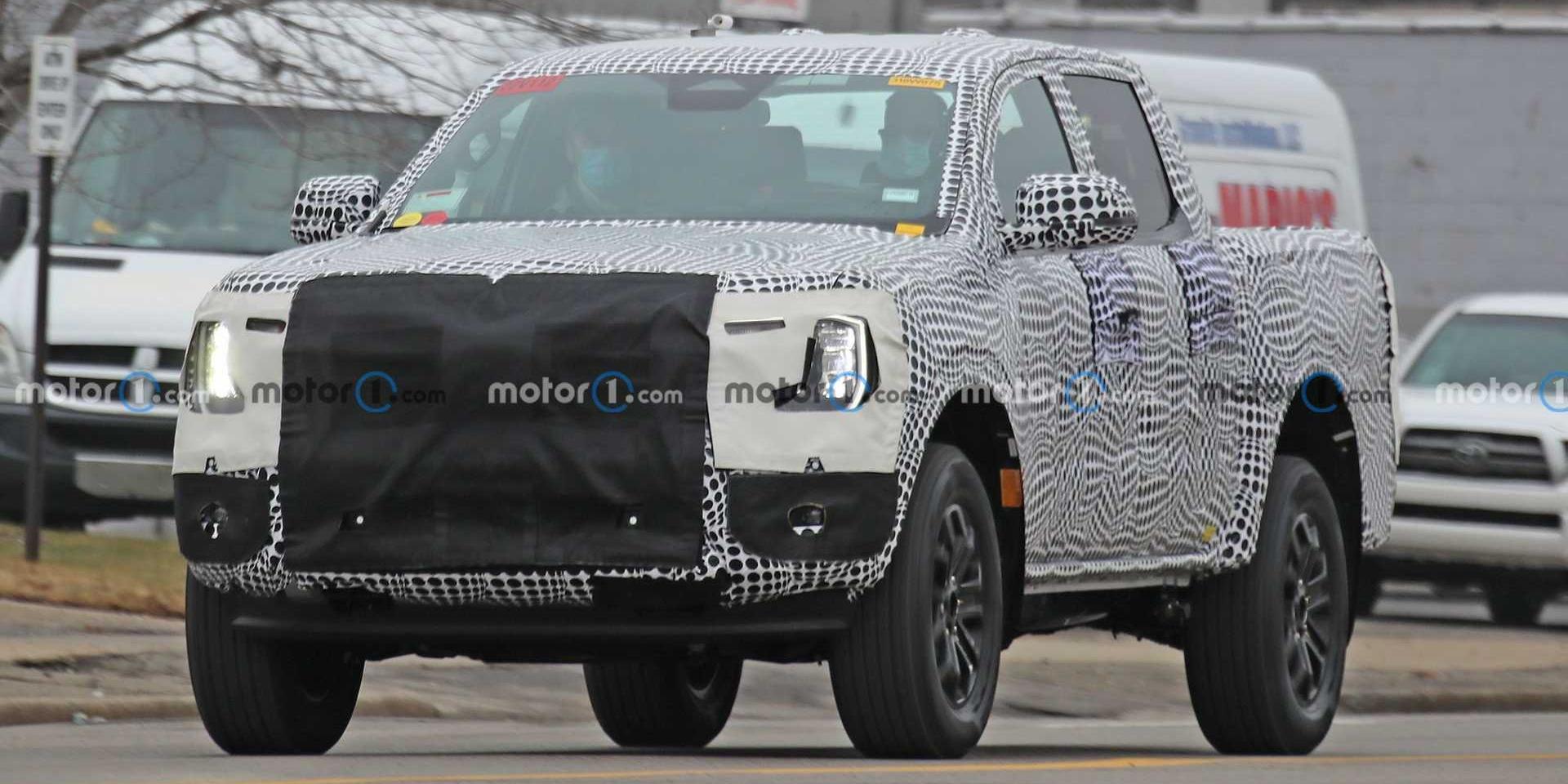 Ford Ranger確定搭載PHEV!將有362hp/69.4kg-m動力!