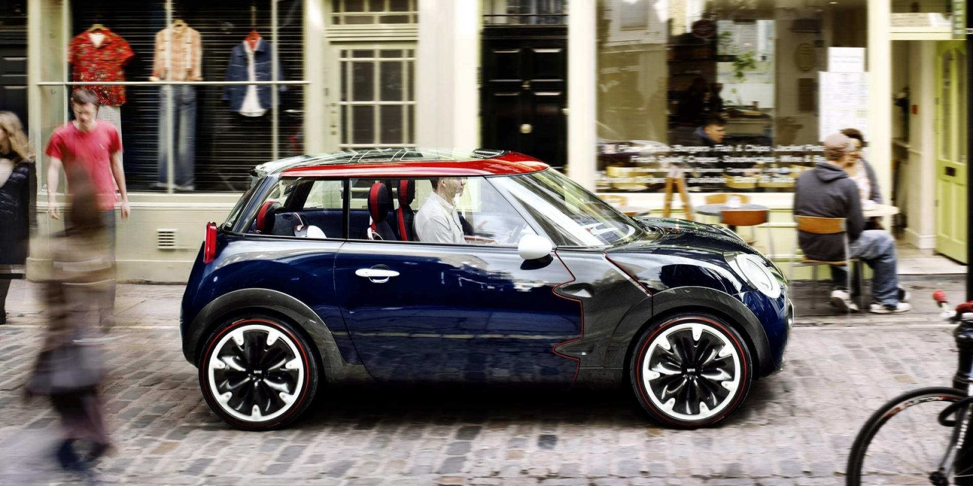 Mini將變更迷你!電動化能夠讓車輛尺碼變小但空間不變!