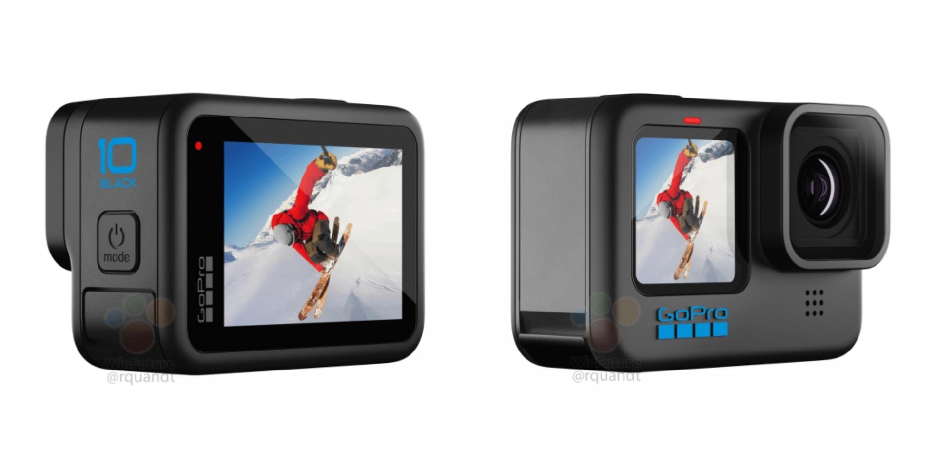 GoPro終於重視畫質問題!下一代用上23MP CMOS以及GP2處理器!
