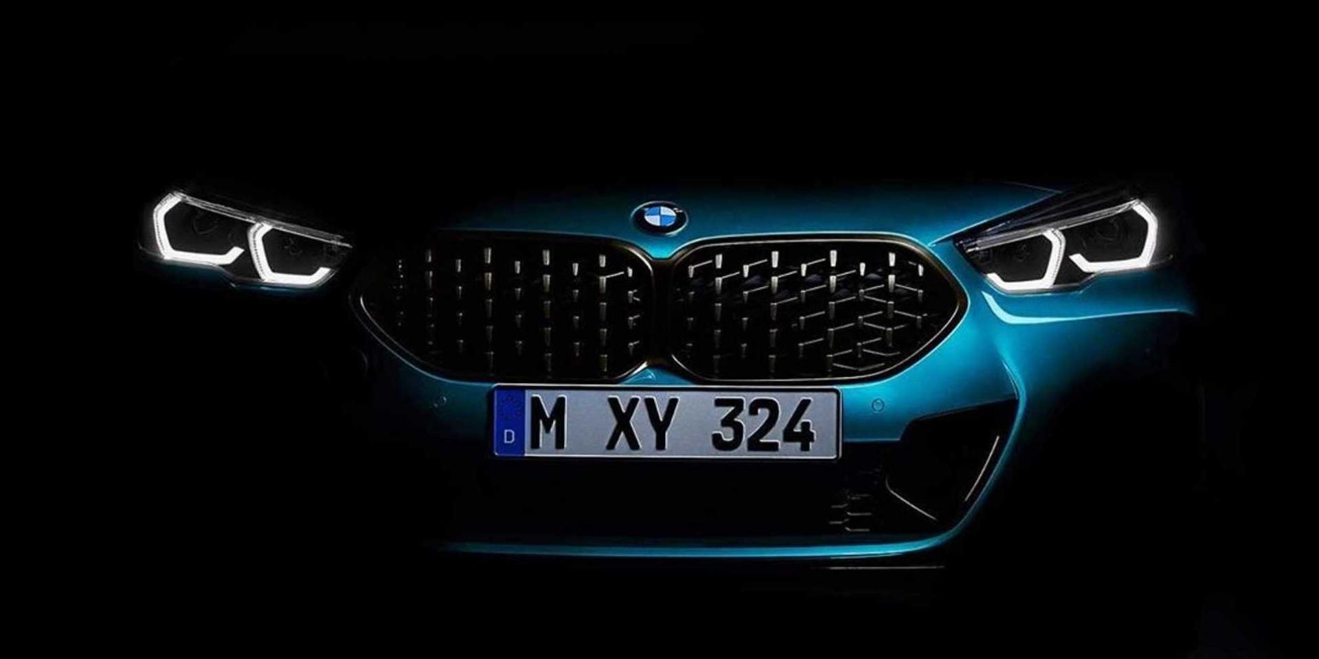CLA勁敵來襲!BMW 2 Series Gran Coupe發表在即!