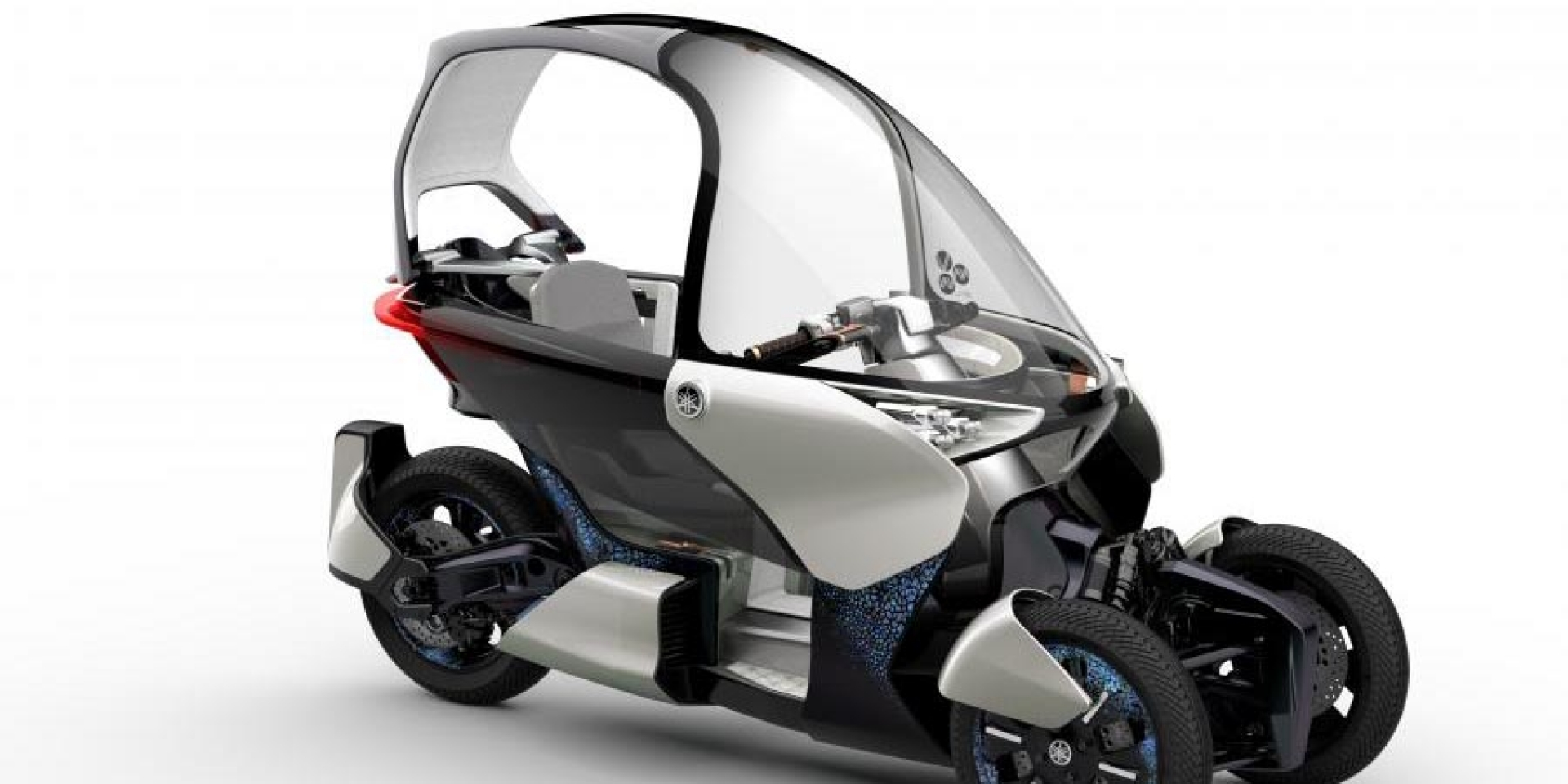 Yamaha將成為三輪車大師?MW-Vision量產版本專利曝光