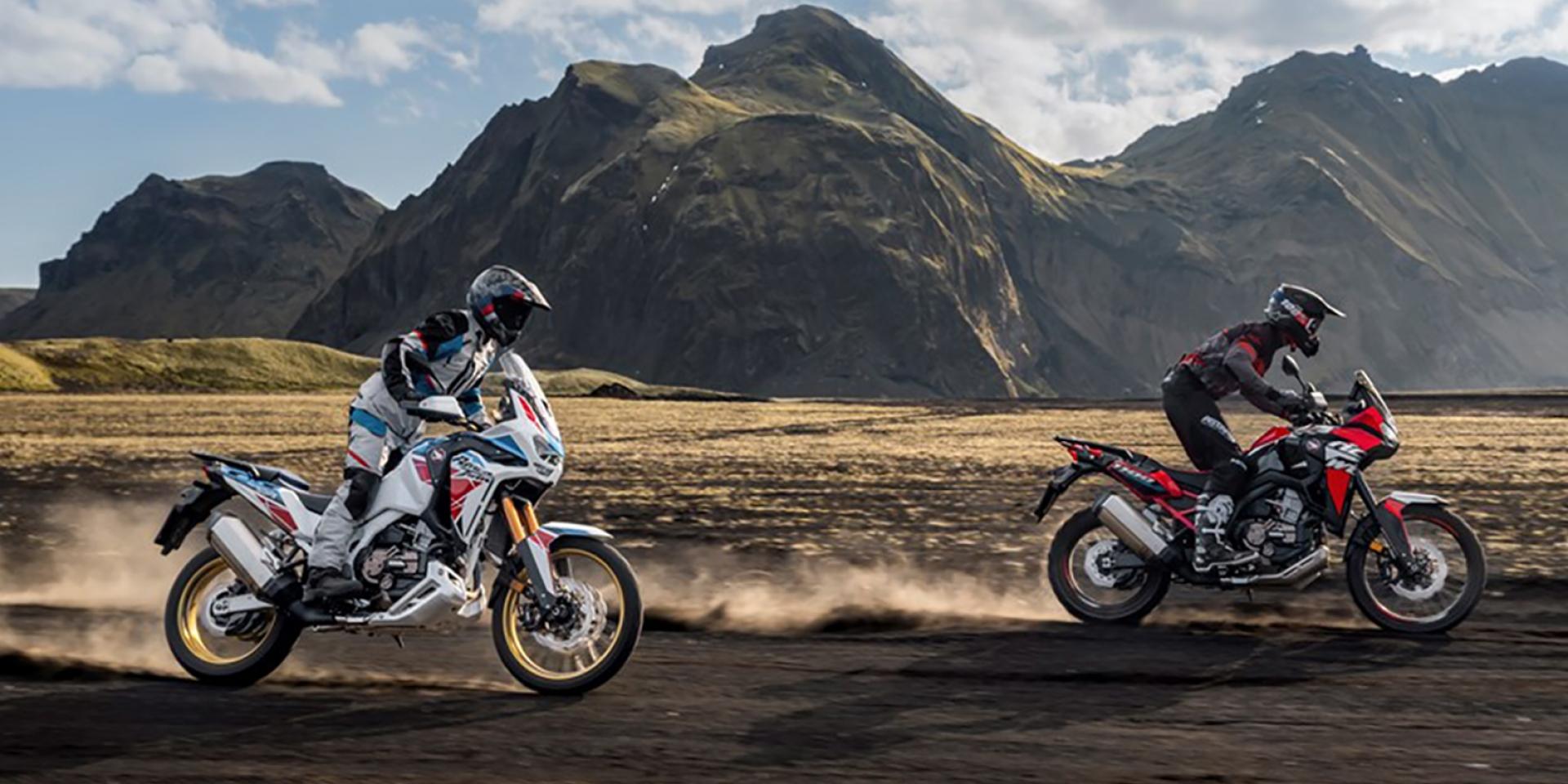 Honda Motorcycle 2022年式 AFRICA TWIN / AFRICA TWIN ADVENTURE SPORTS 長征座駕,磅礡發表!