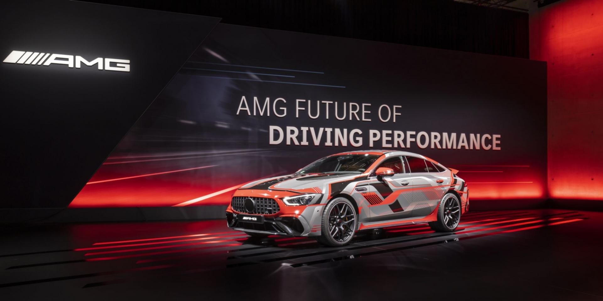 Mercedes-AMG C63確定搭配2.0L動力!油電混合最高640hp動力!