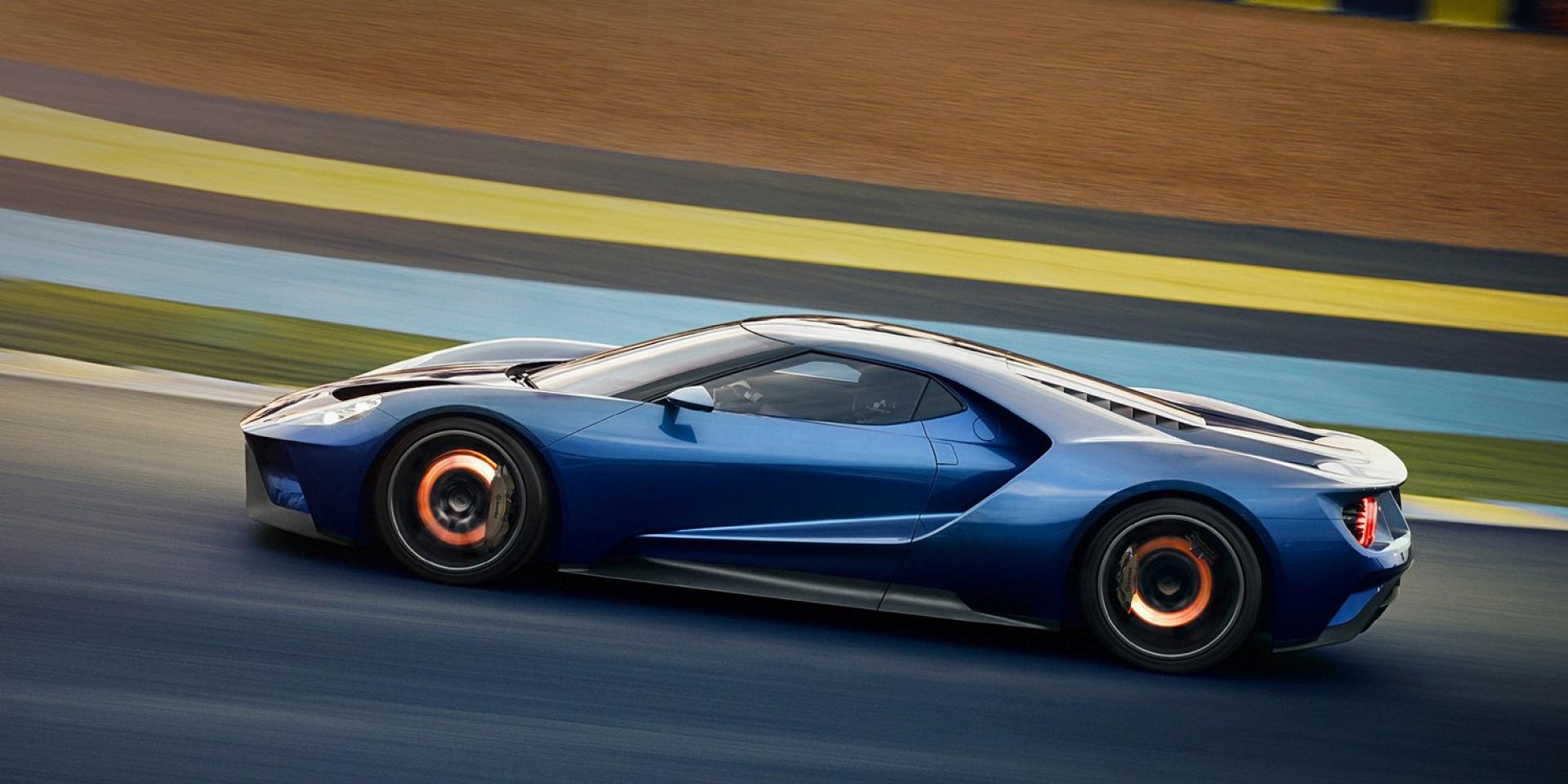 車主限定。富豪獨享的超跑模型!Ford GT Order Kit