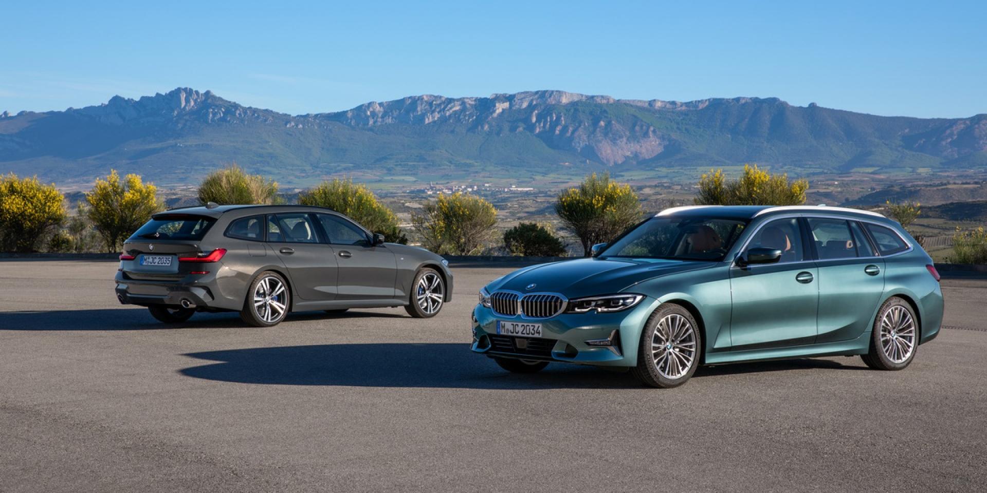 xDrive車型導入!BMW G21 3 Series Touring,236萬元起在台上市