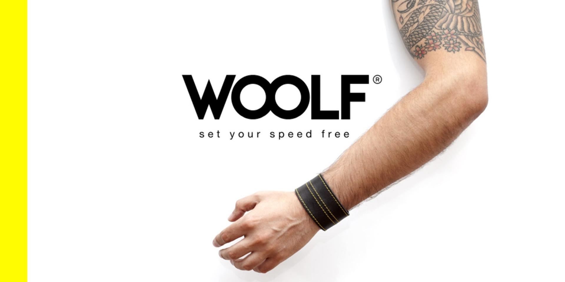 告別超速罰單。WOOLF 測速手環