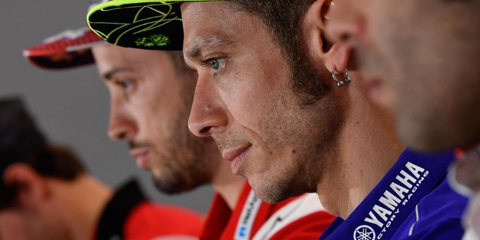 MotoGP阿根廷站-Rossi:Marquez已經摧毀了這個運動