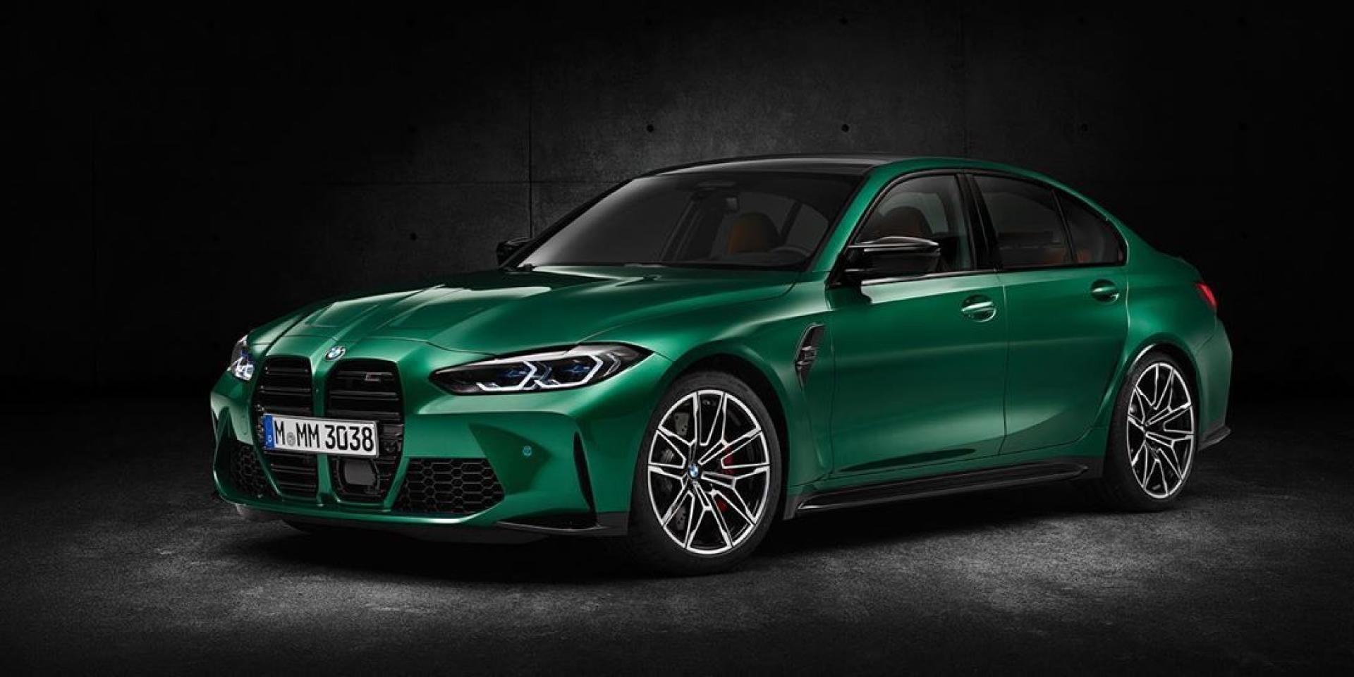 大鼻孔風潮!BMW歷代M3如果換上大鼻孔會是什麼樣子?