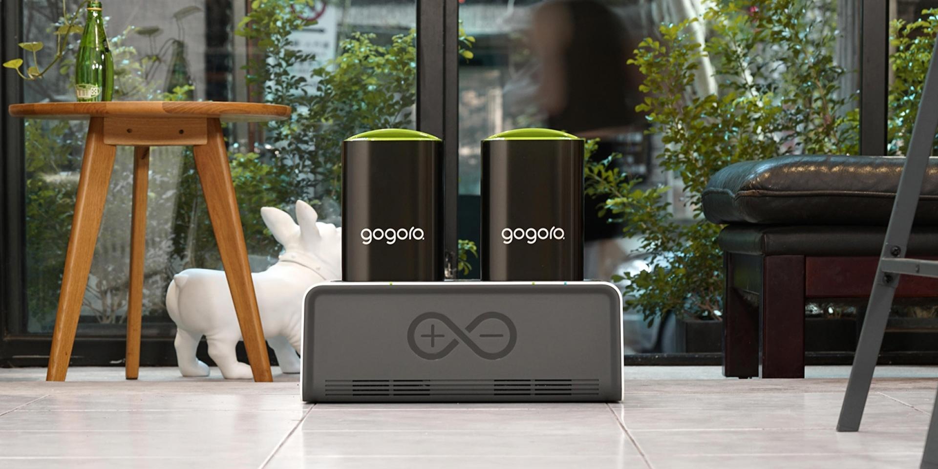 傾聽聲音,回應期望。gogoro推出 GoCharger™智慧電池座,全新智慧解鎖功能