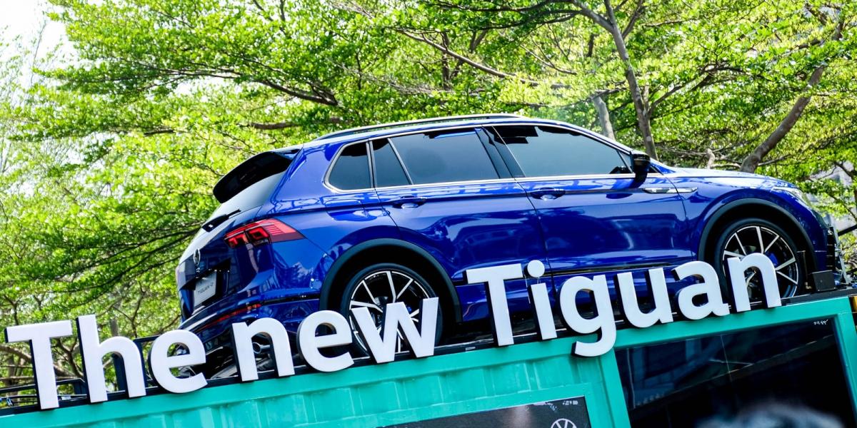 Tiguan R性能休旅降臨!Volkswagen Tiguan 109.8萬元起正式發表