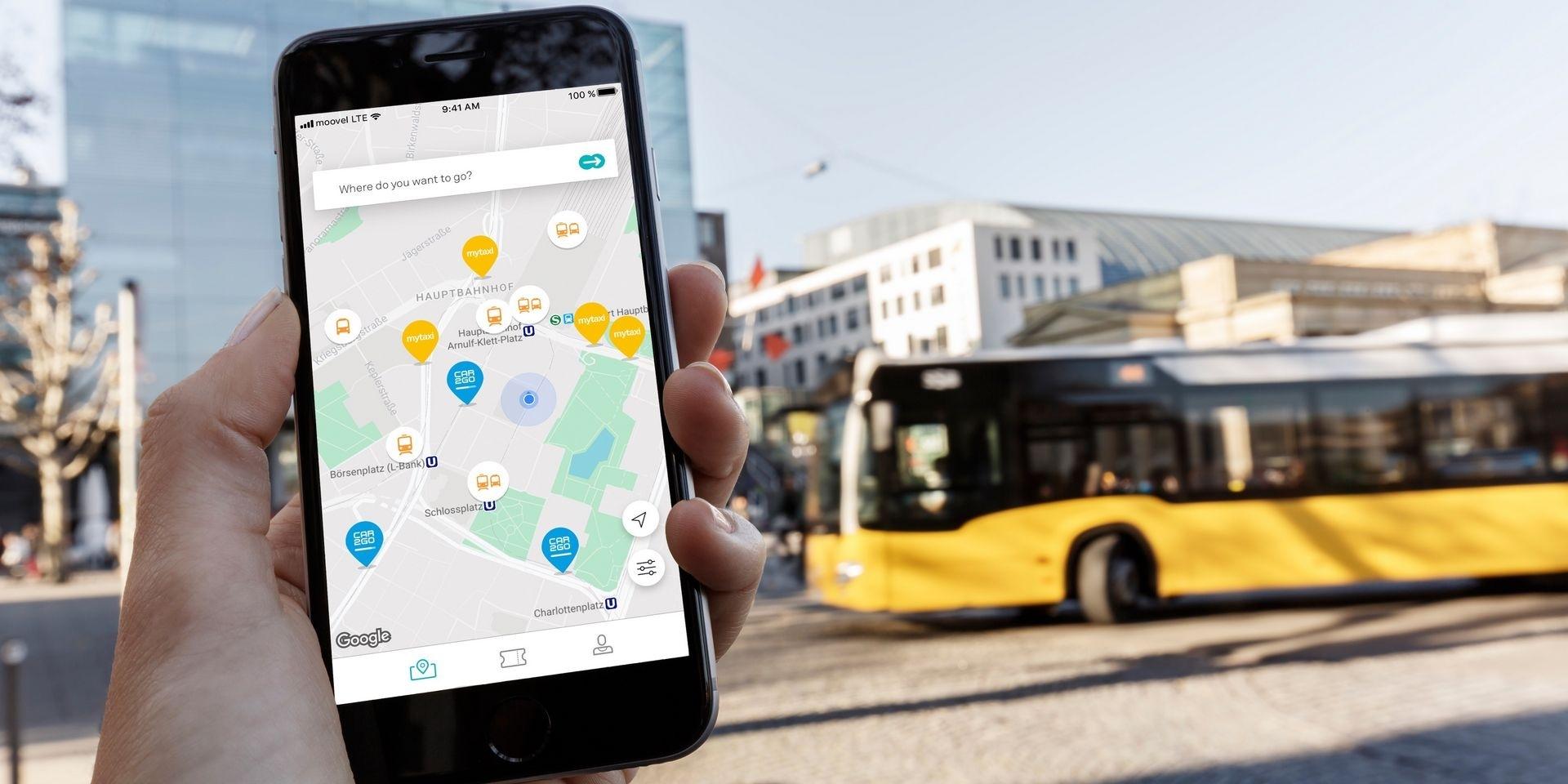 德國兩大廠聯手,BMW以及Daimler共同打造移動服務