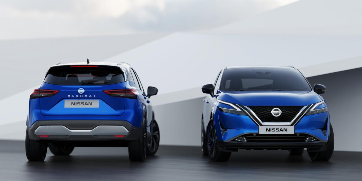 強碰HR-V!Nissan大改款Qashqai正式發表
