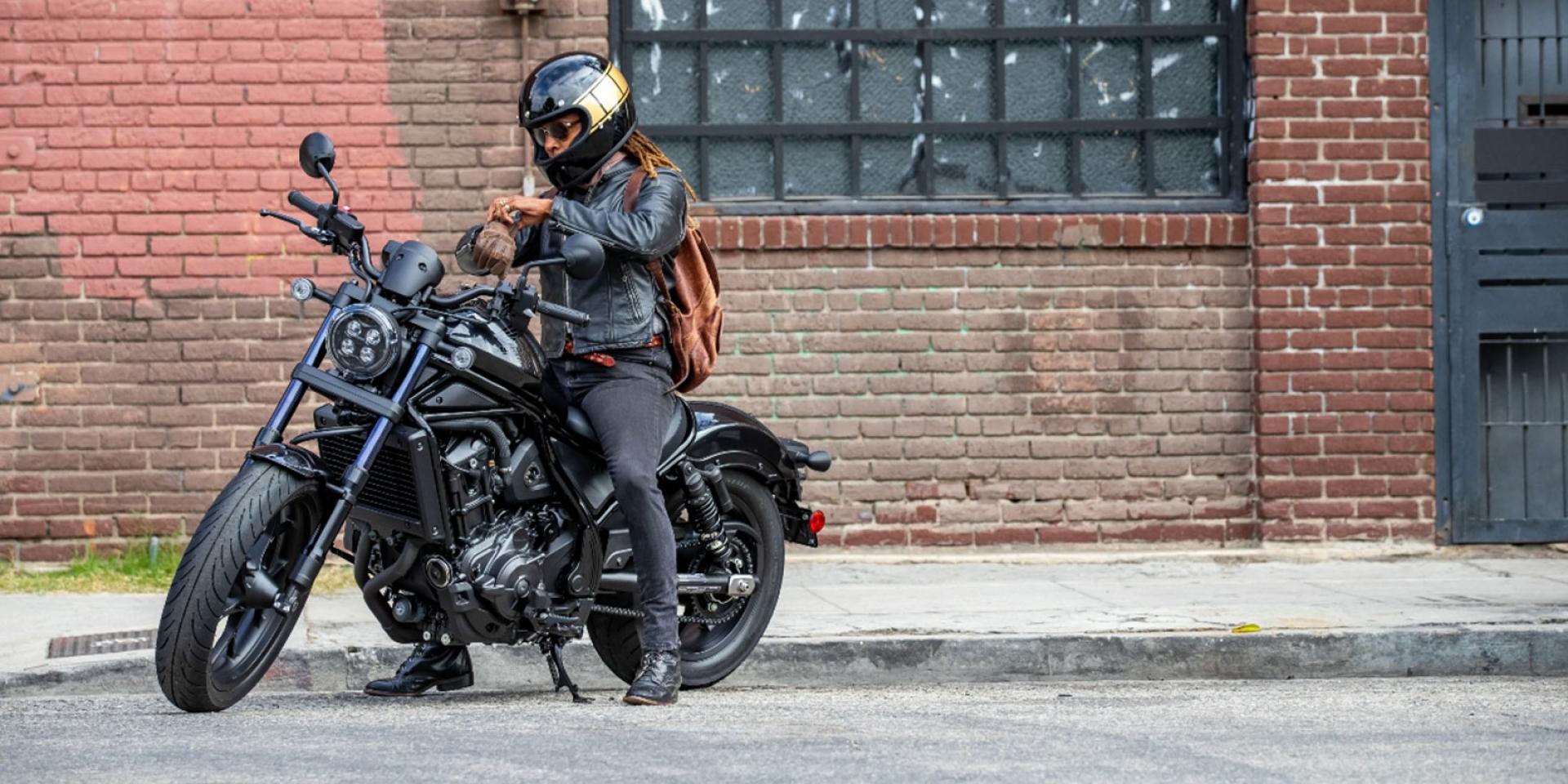 官方新聞稿。Honda 2021年式Rebel1100 & X-ADV 預接開跑 搶訂預接價49.8萬