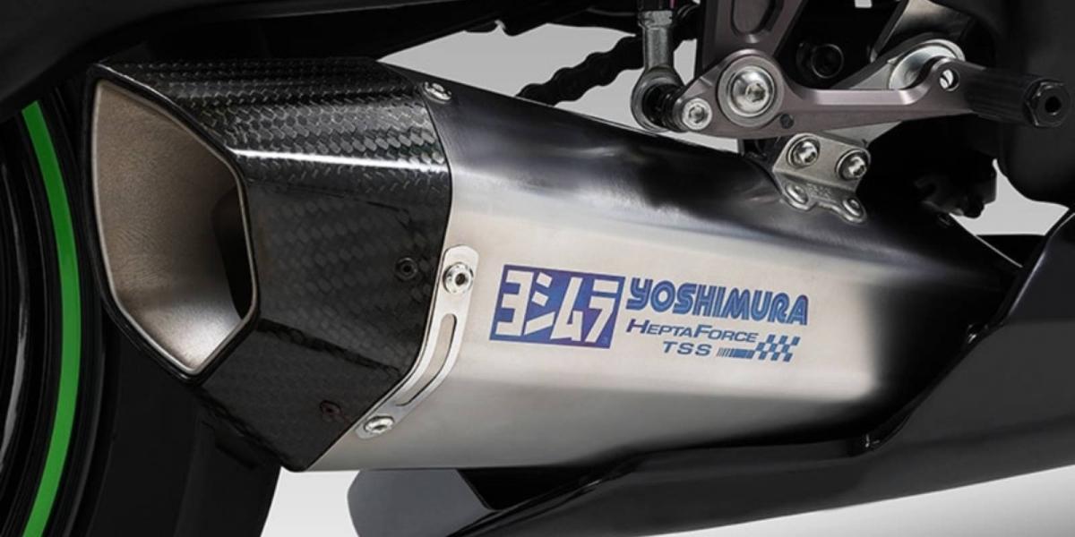 減重50%、賽道限定!Yoshimura推出KAWASAKI ZX-25R 專用賽道管