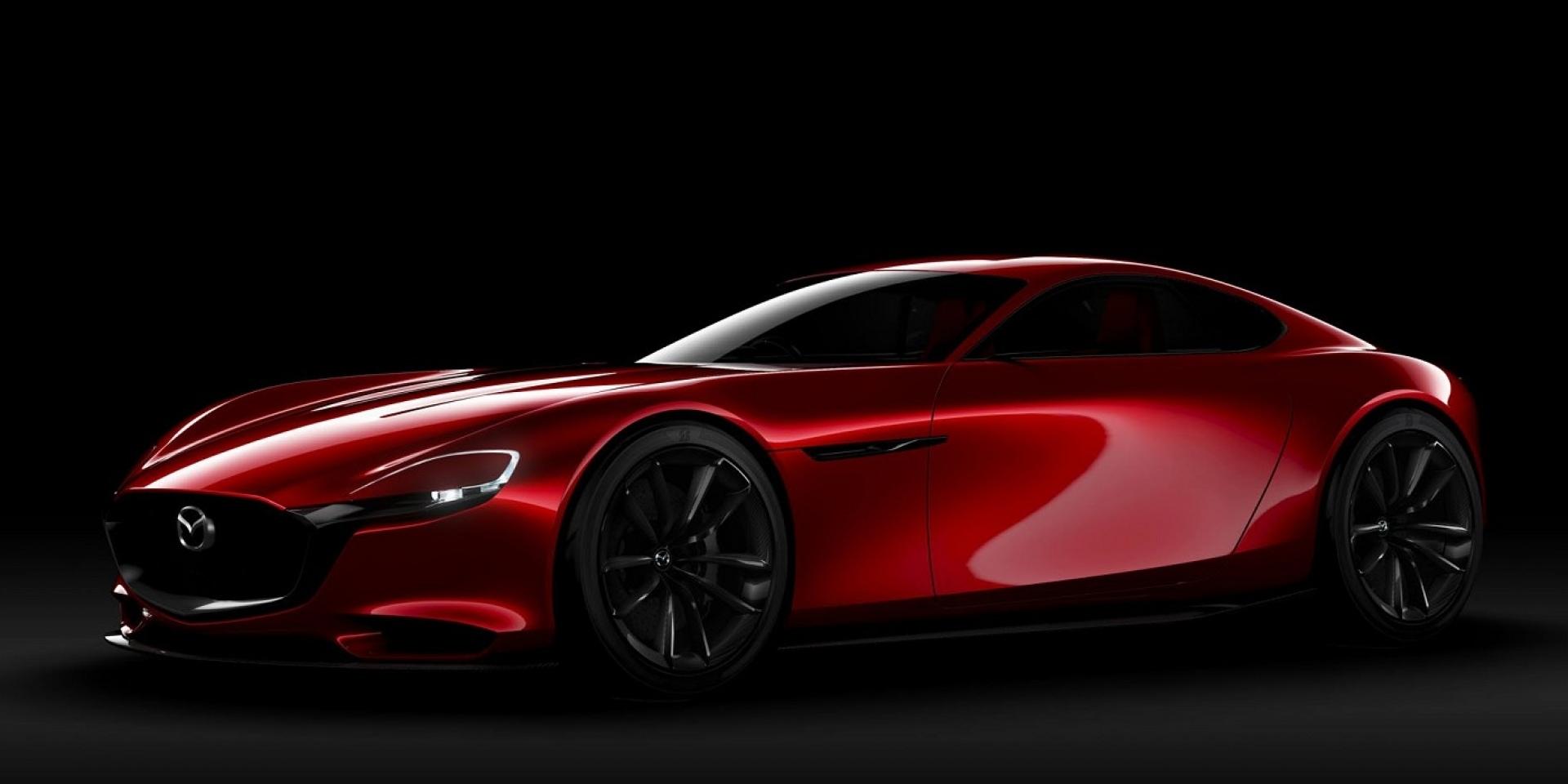 難通過法規認證,Mazda RX-8轉子引擎後繼車難產!?