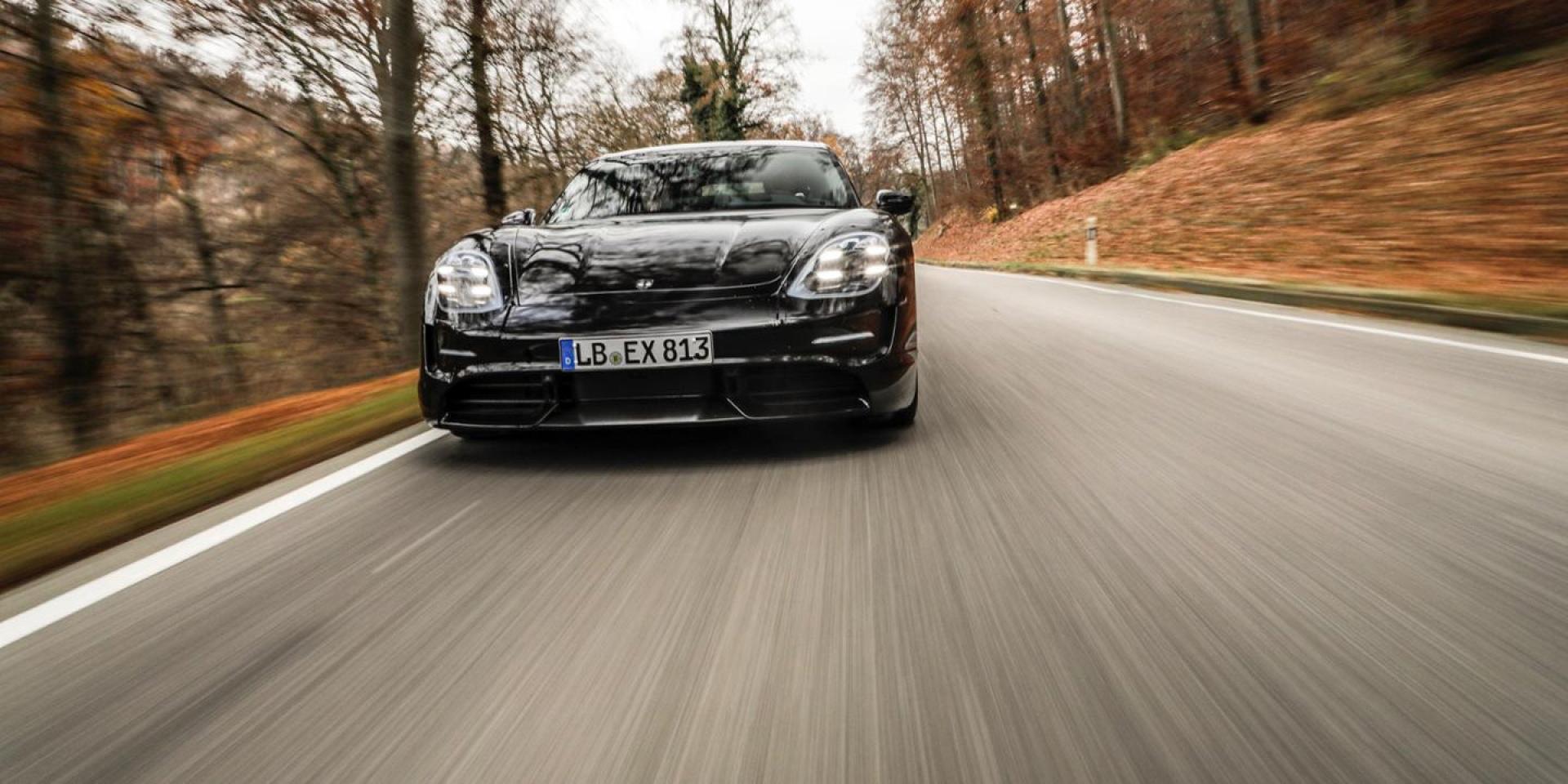 官方新聞稿。進化與反動- Porsche全新世代911與首部純電跑車款Taycan