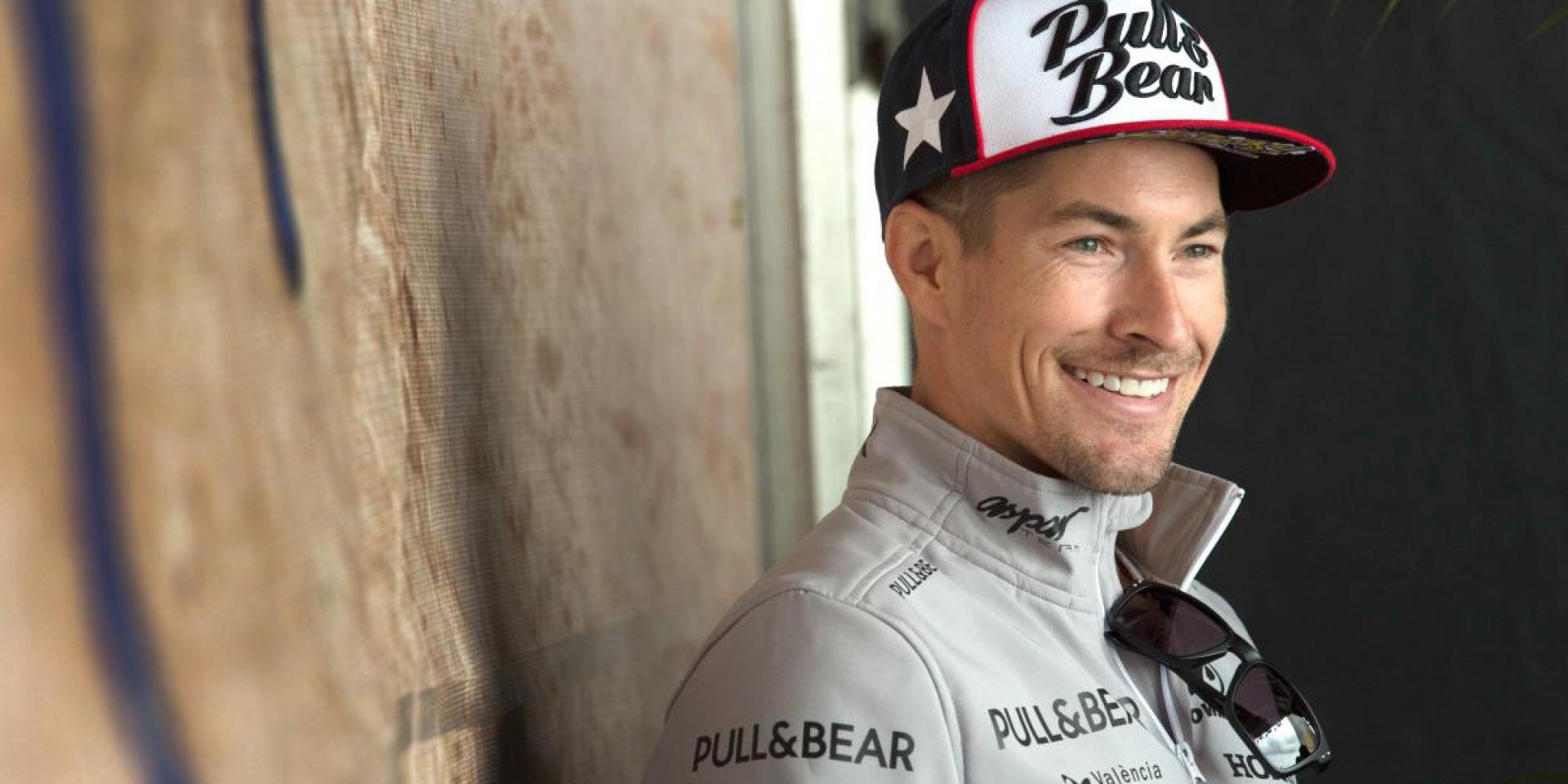 Hayden:這是我最後一次跨上MotoGP