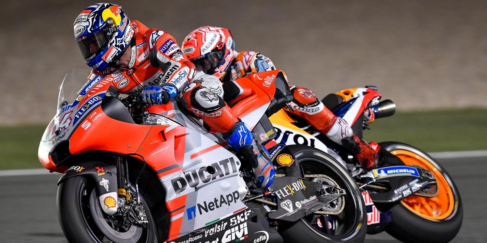MotoGP的極速大比拚! 從卡達站分析賽季走向