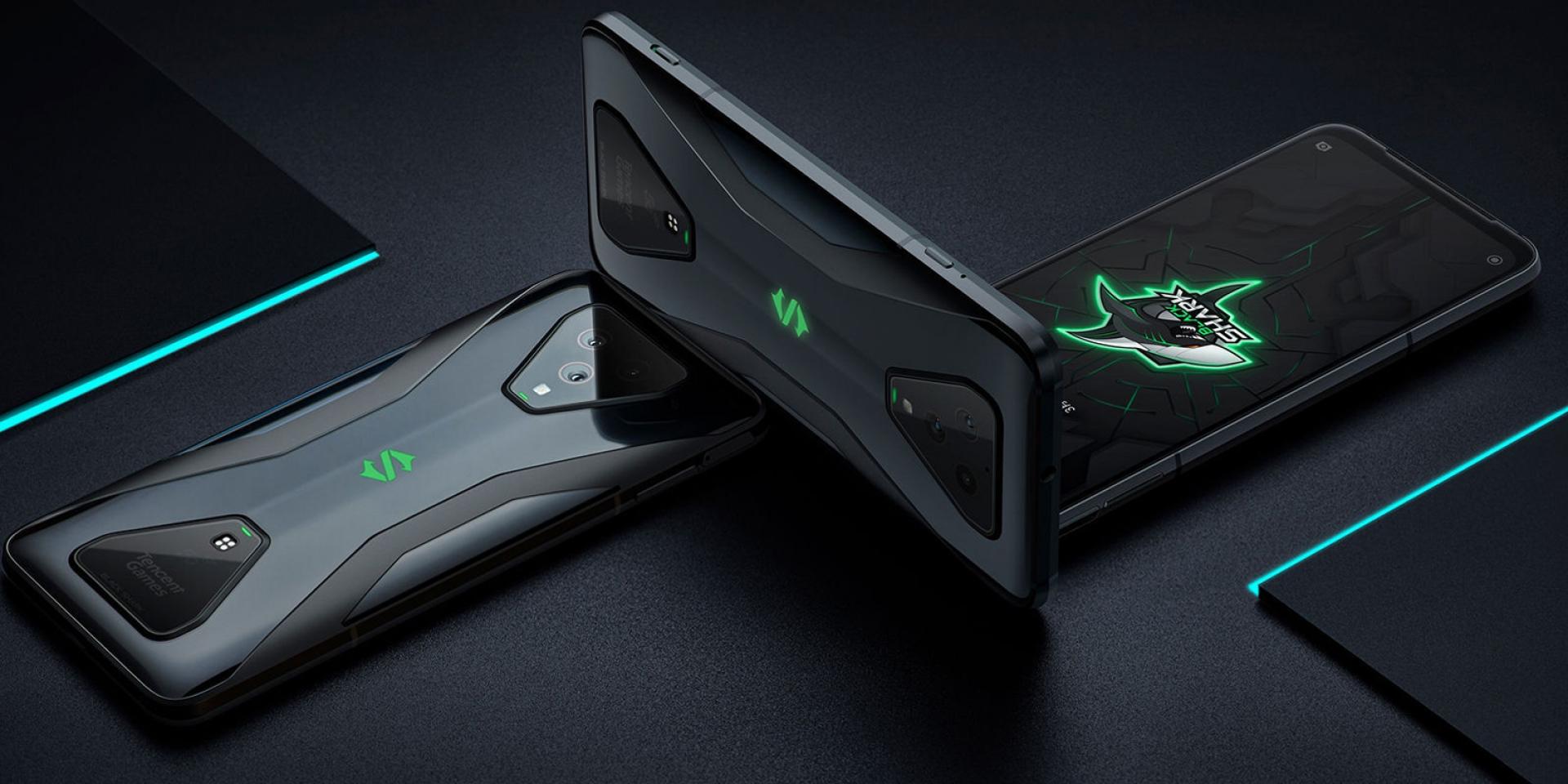 新一代電競手機問世! 黑鯊3和黑鯊3Pro即日起已可預購
