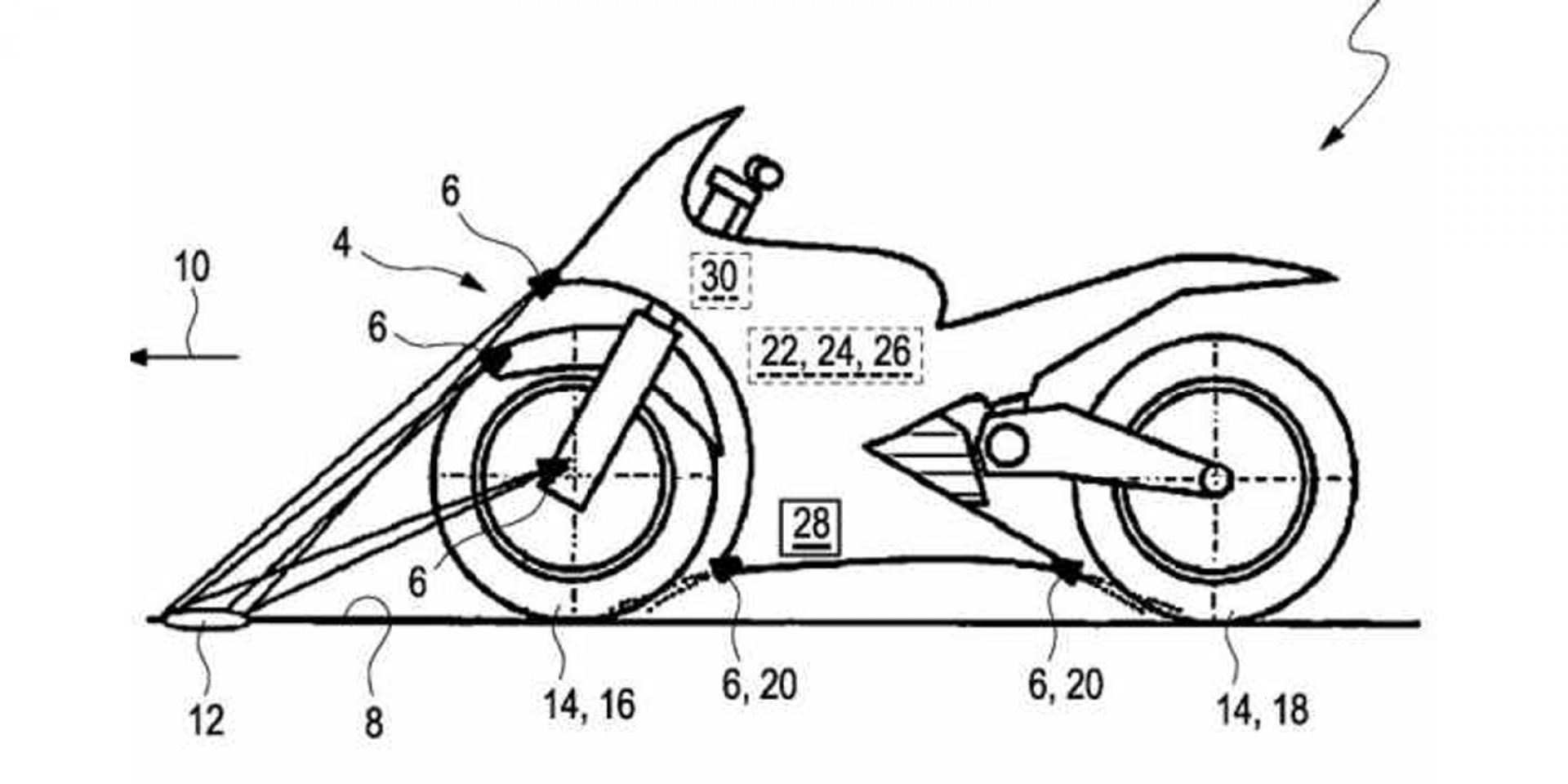 提前偵測預防事故!BMW開發自適應循跡控制系統,專利文件曝光