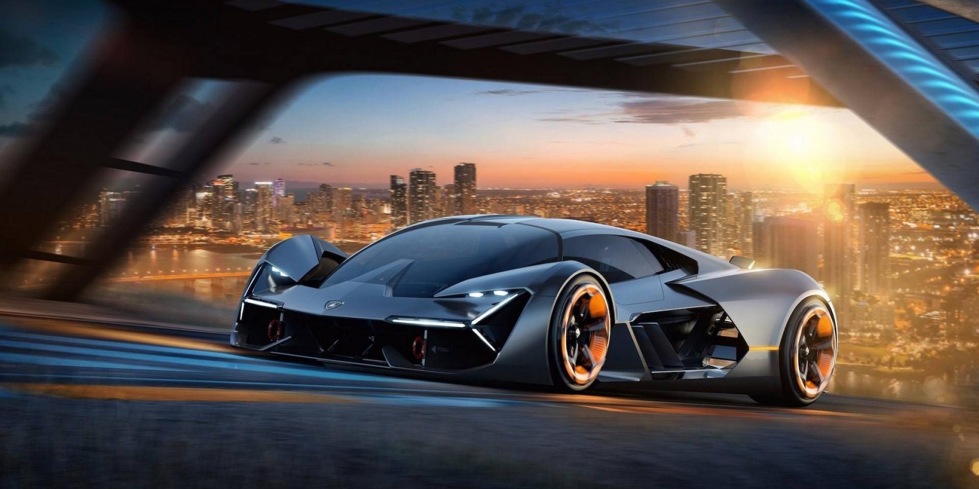 Porsche研發電動超跑平台SPE,將與Lamborghini、Audi共享成果
