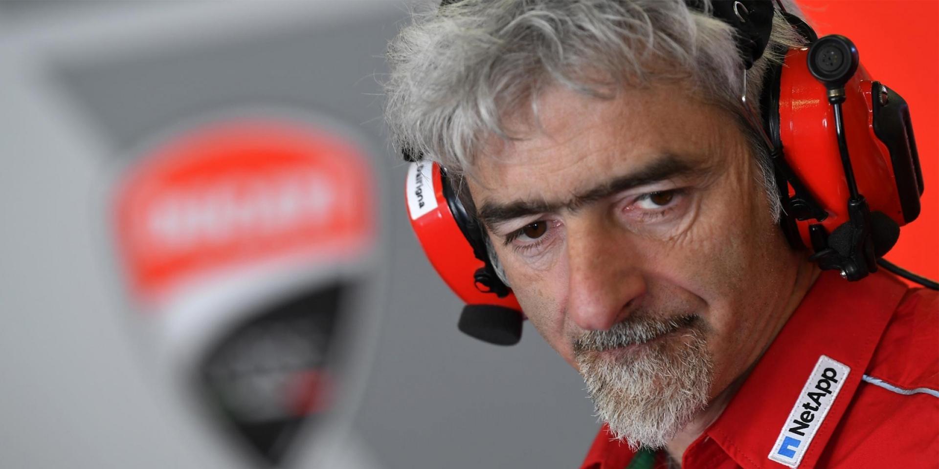 Ducati大哉問,車隊經理Gigi Dall'Igna賽後專訪!