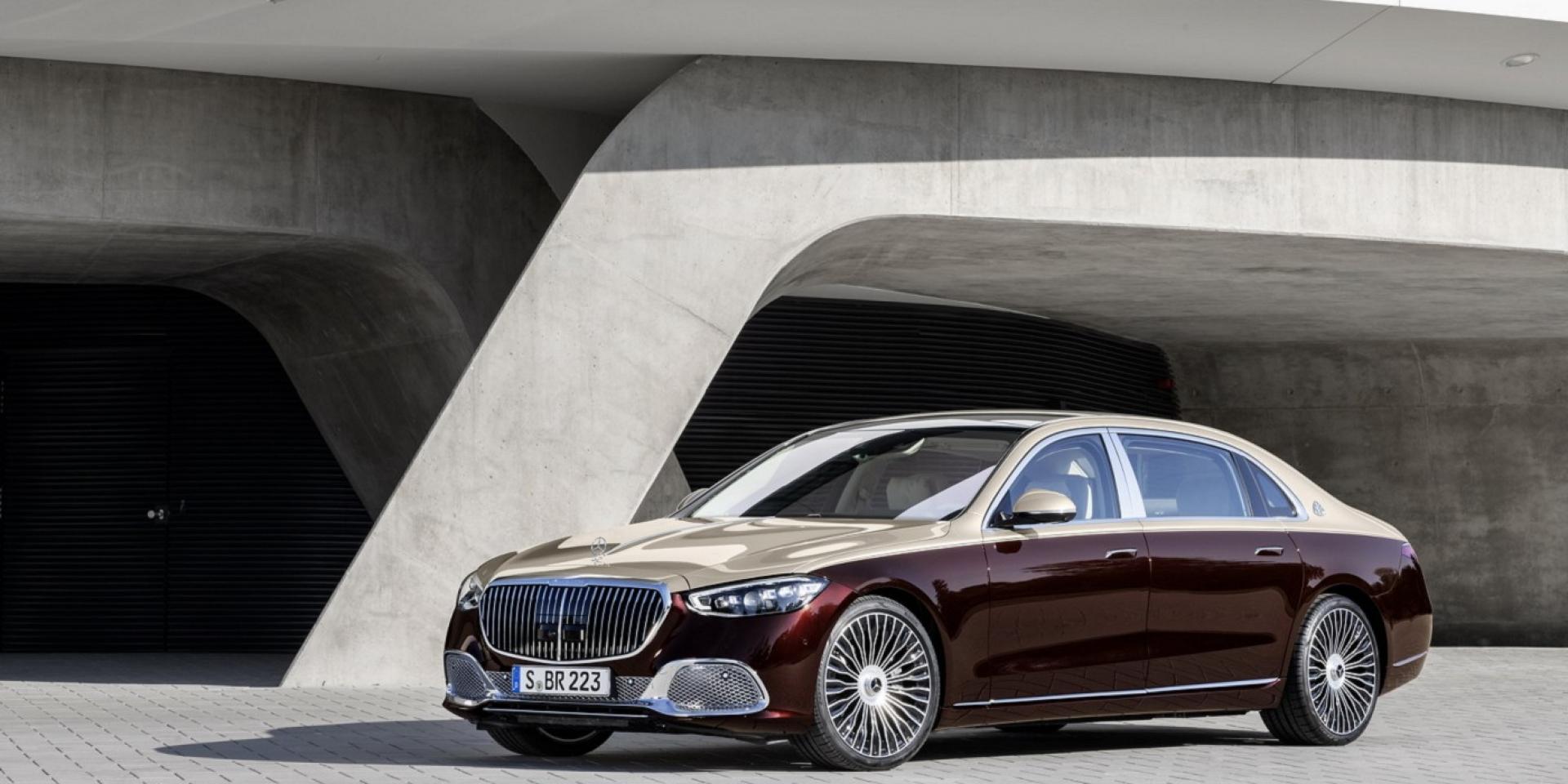 最頂級S-Class,Mercedes-Maybach S-Class全新發表