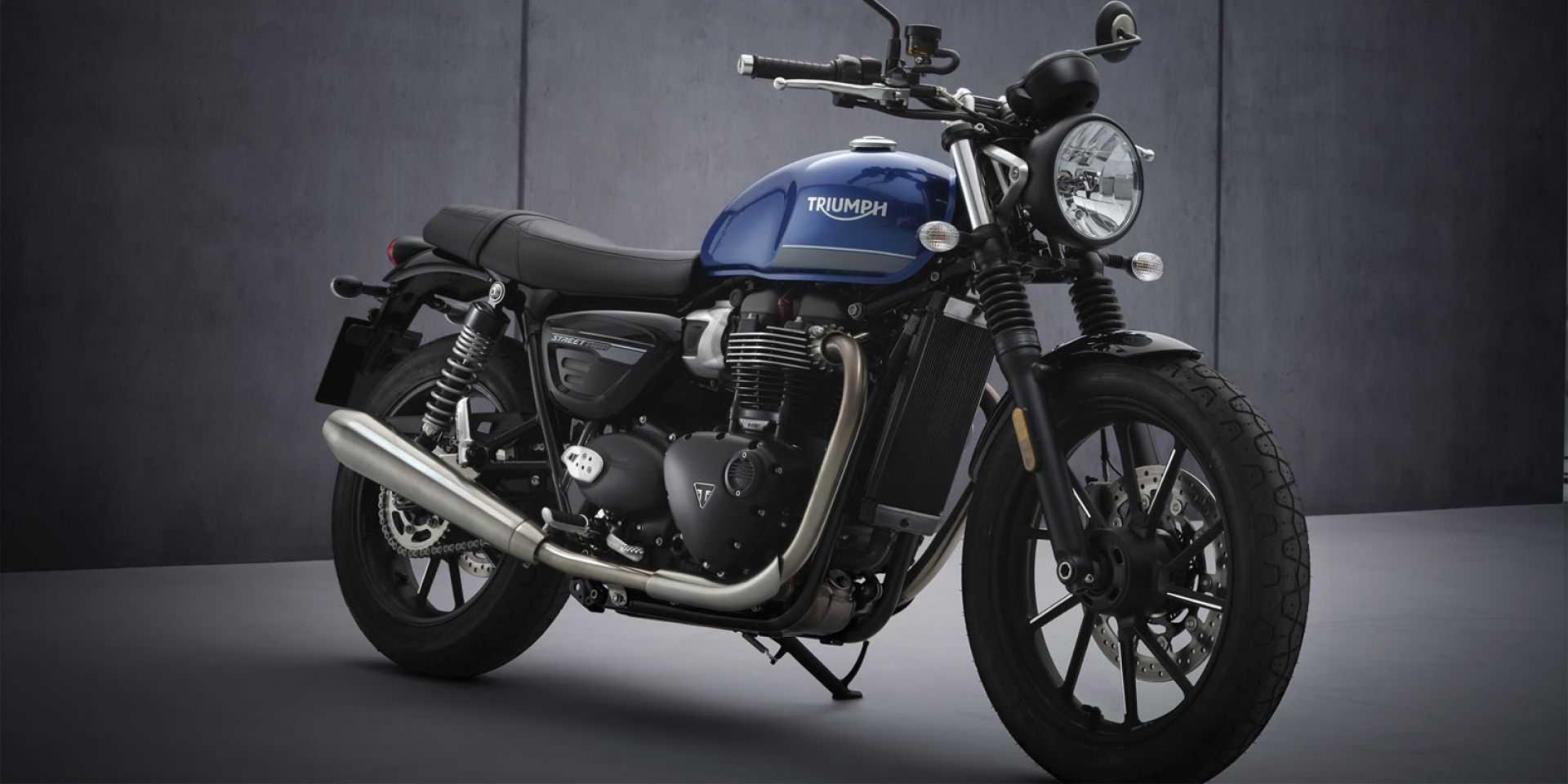 小排量TRIUMPH謠言再起,有望搭載Bajaj全新250氣冷單缸引擎!