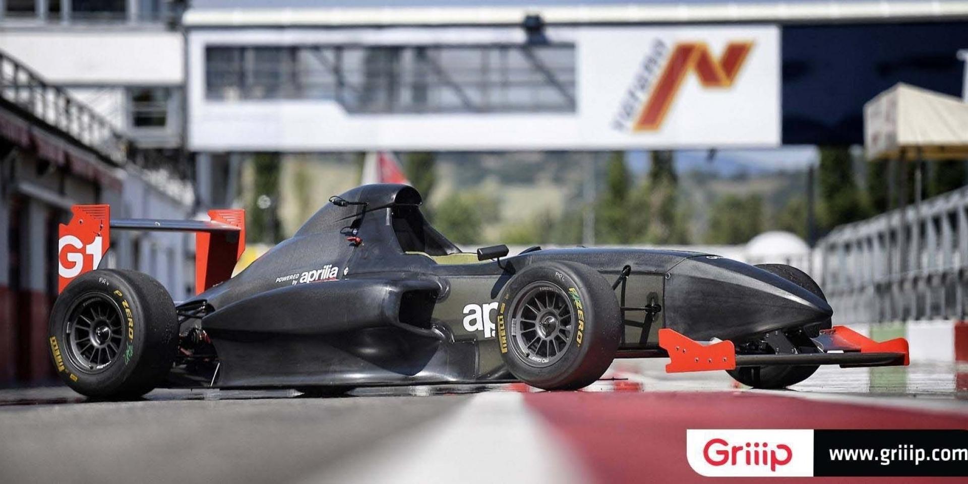 GRIIIP G1-APRILIA RSV4 引擎驅動的四輪賽車
