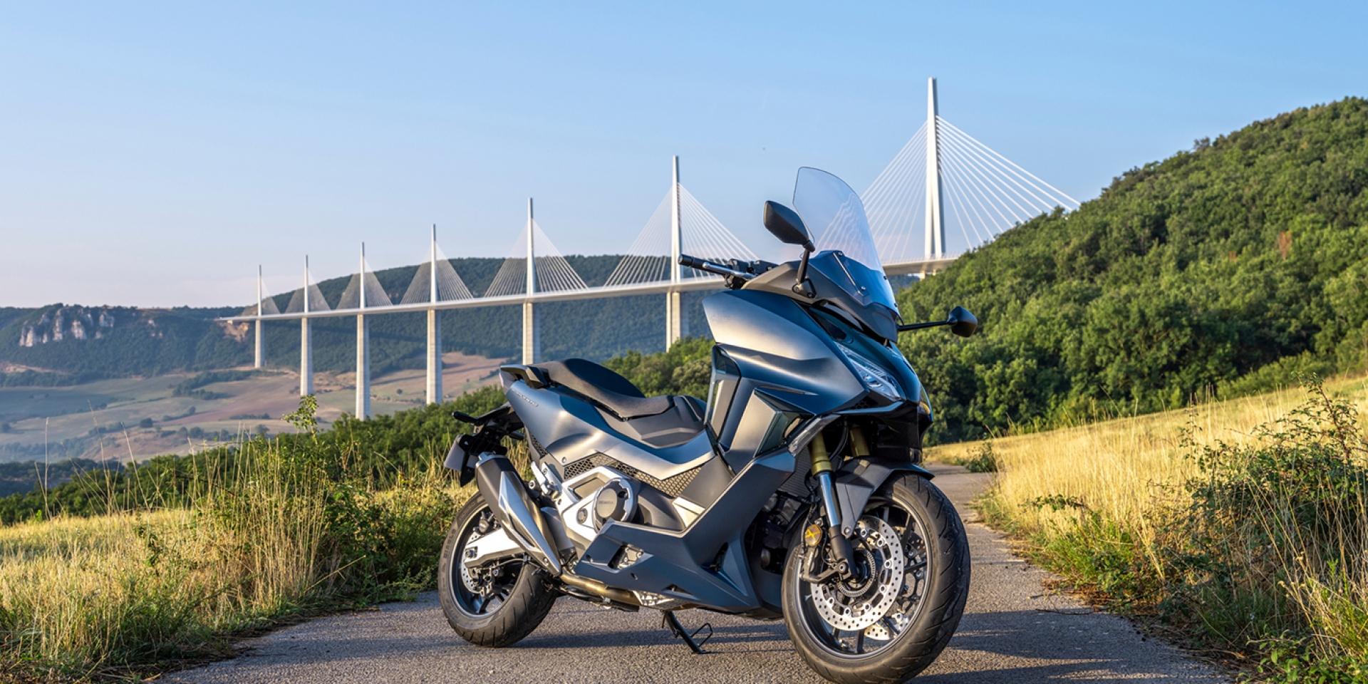 官方新聞稿。Honda Motorcycle 2021 FORZA750 預接開跑 早鳥搶訂預接價 46.8萬