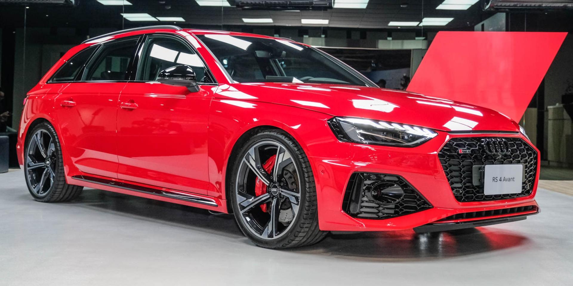 """450匹Audi RS4領軍,The new Audi A4/Avant 9月正式上市,""""大量""""RS車系年底抵台"""