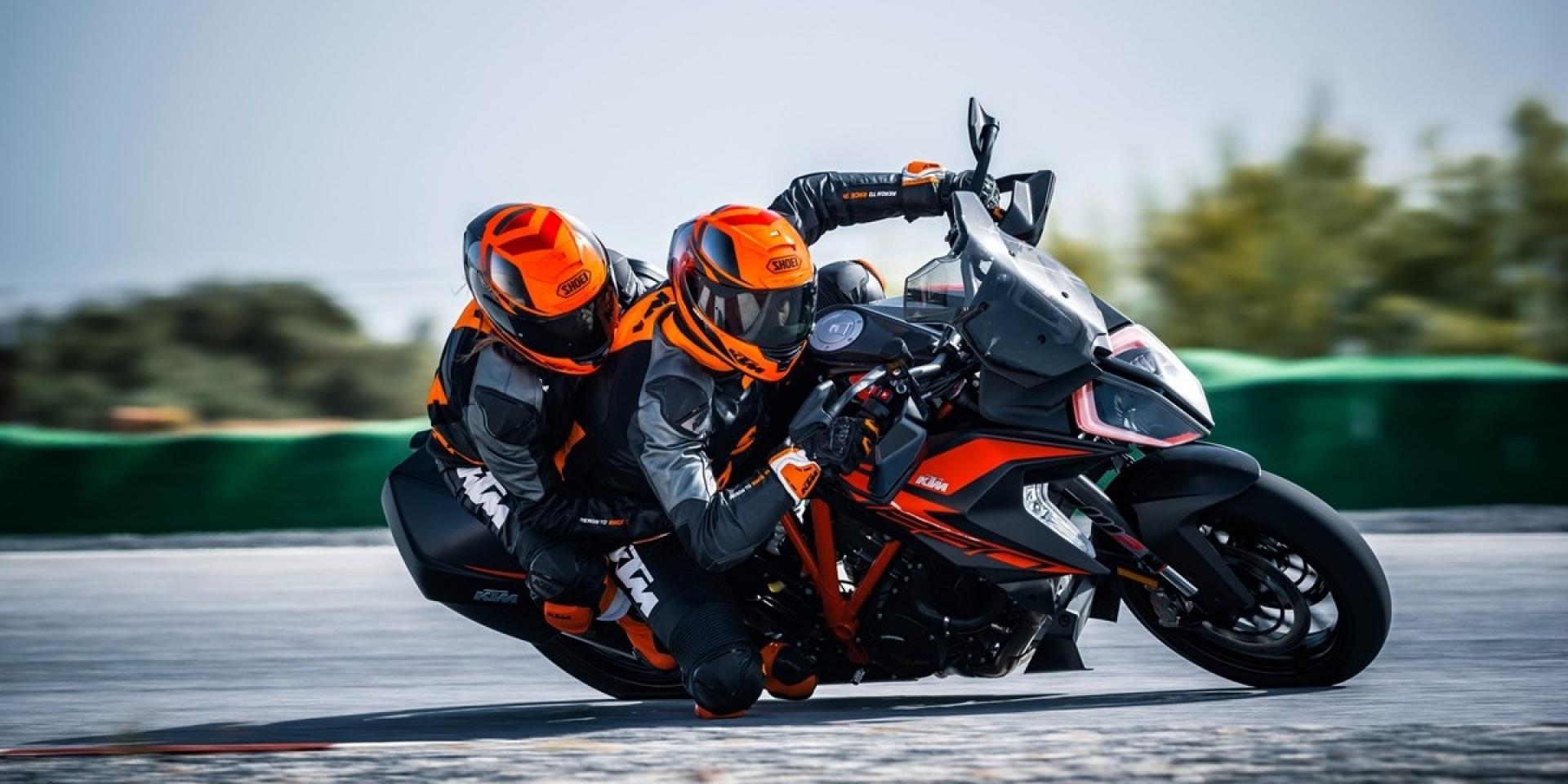 2018科隆車展。卡普狂旅人-2019 KTM Super DUKE GT & Super DUKE R