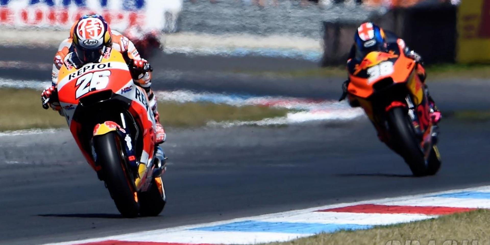 橘色力量的誘惑!Dani Pedrosa將轉往KTM當測試車手?