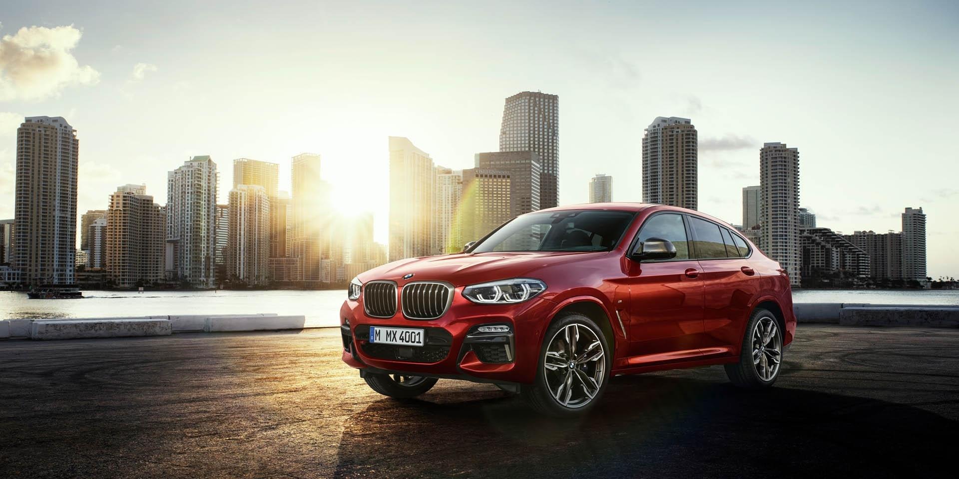 沒想到是大改款!BMW X4全新G02世代亮眼登場!