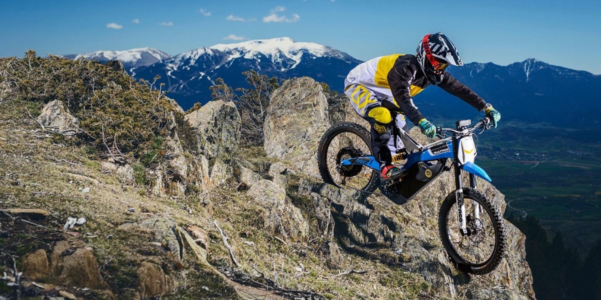 越野車or自行車?Bultaco Brinco R帶來全新定義