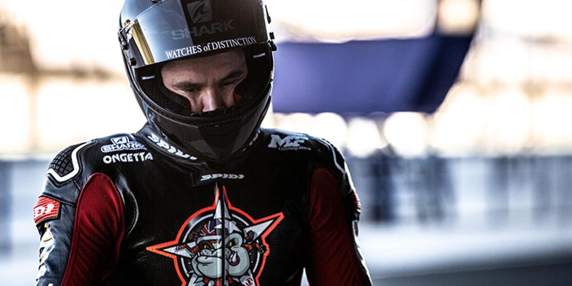 大不列顛狂人的挑戰!Scott Redding:在BSB的初登場,膽量勝於技術!