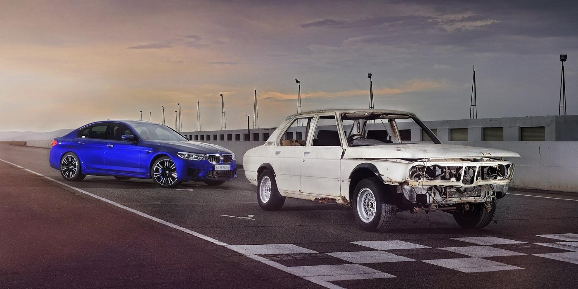 南非BMW將復原530 MLE,非BMW官方認證首款M Car