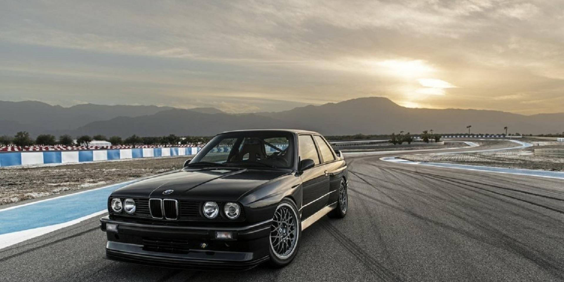 絕對保值,Redux打造極致經典BMW E30 M3