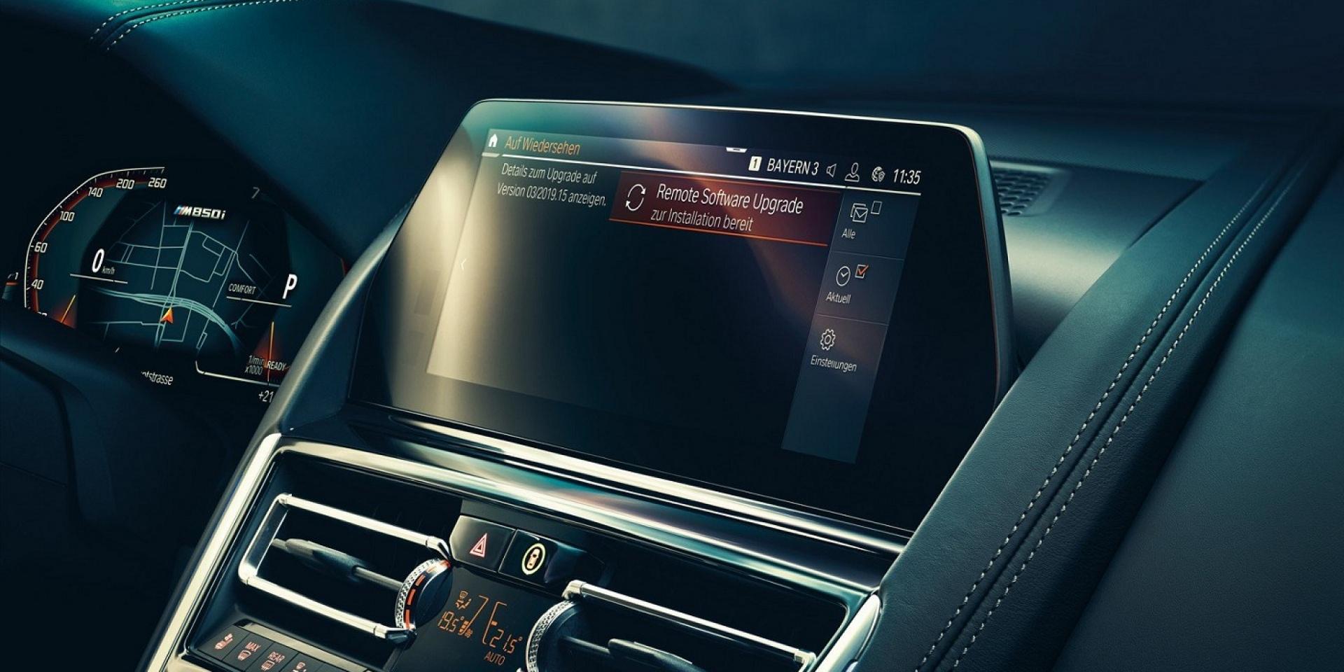 車界Siri,BMW推出智能助理 最快明年三月登場