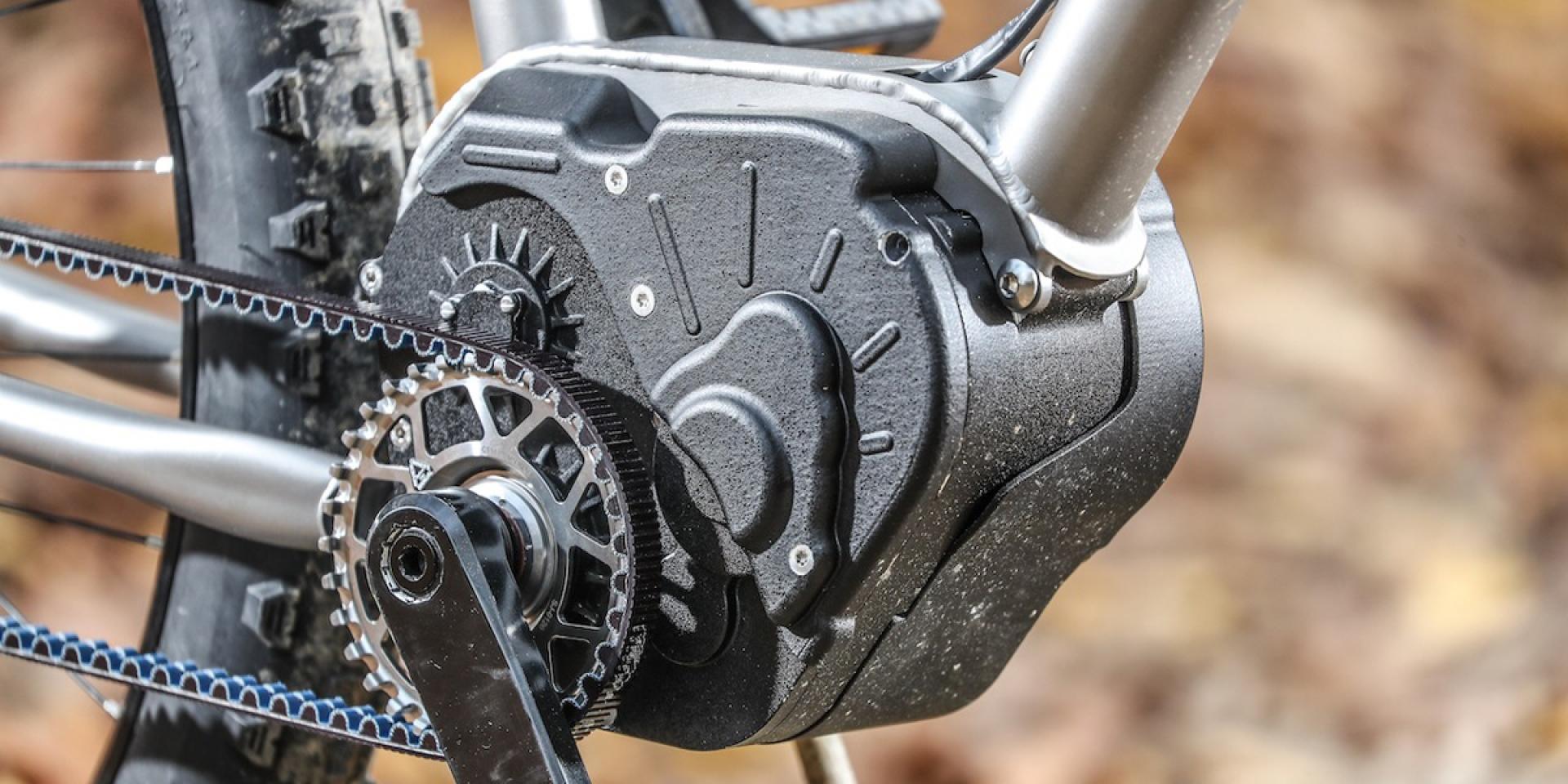 馬達、變速箱合二為一!Valeo電動輔助自行車