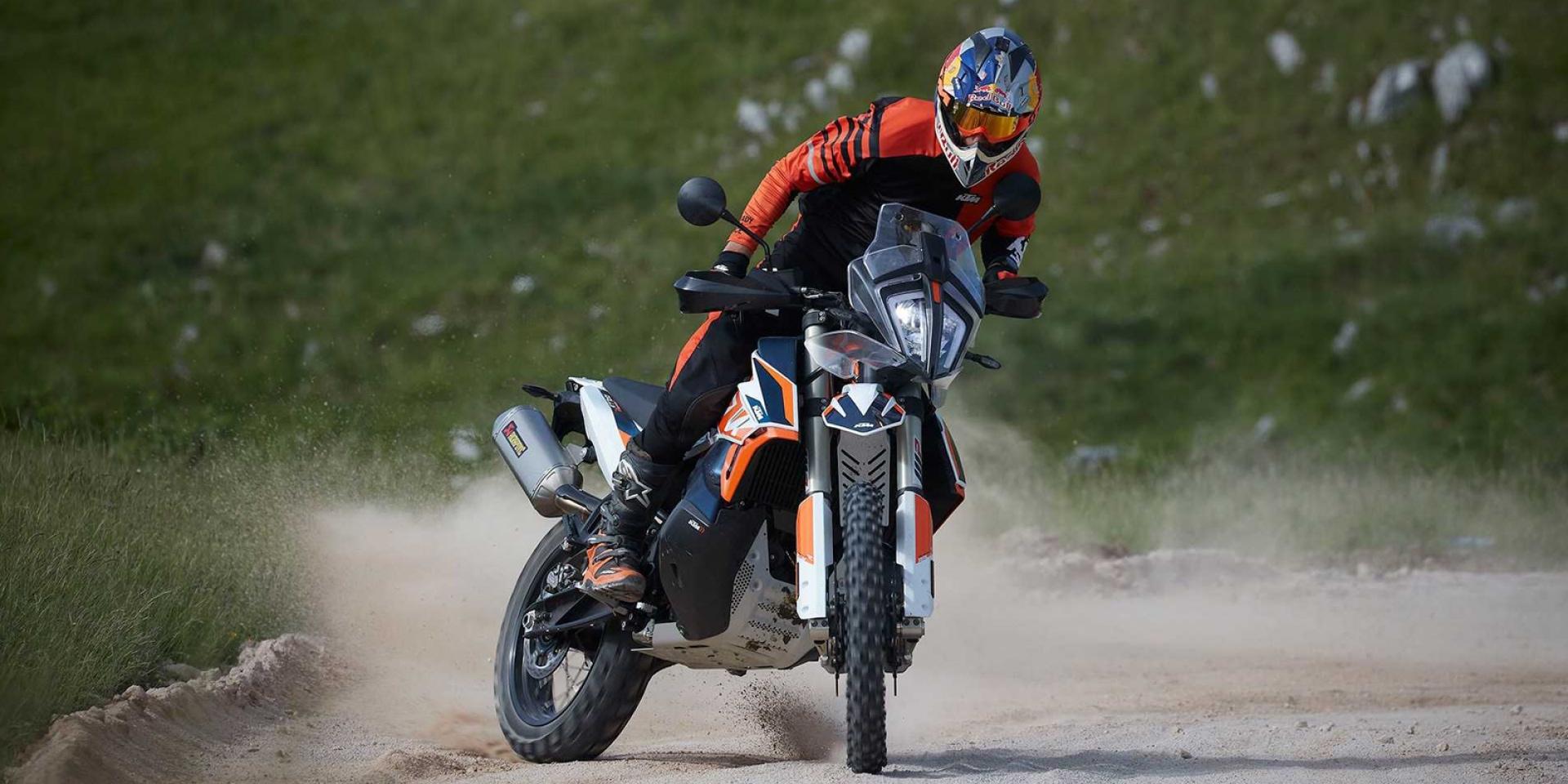 """雙缸噴土魔的再進化!KTM 790 Adventure R """"Rally"""" 限量500台狂野登場!"""